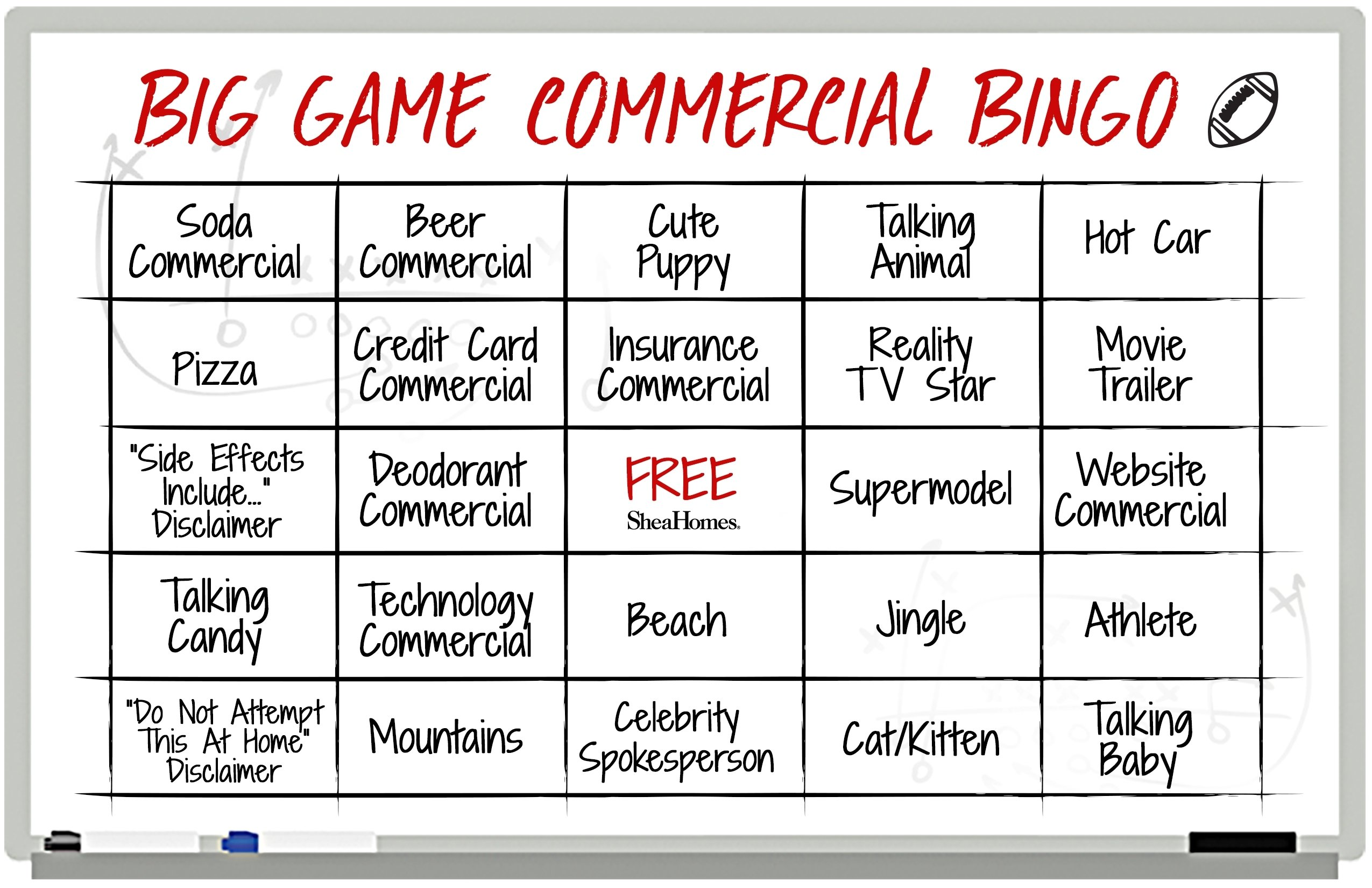 10 Amazing Super Bowl Party Game Ideas
