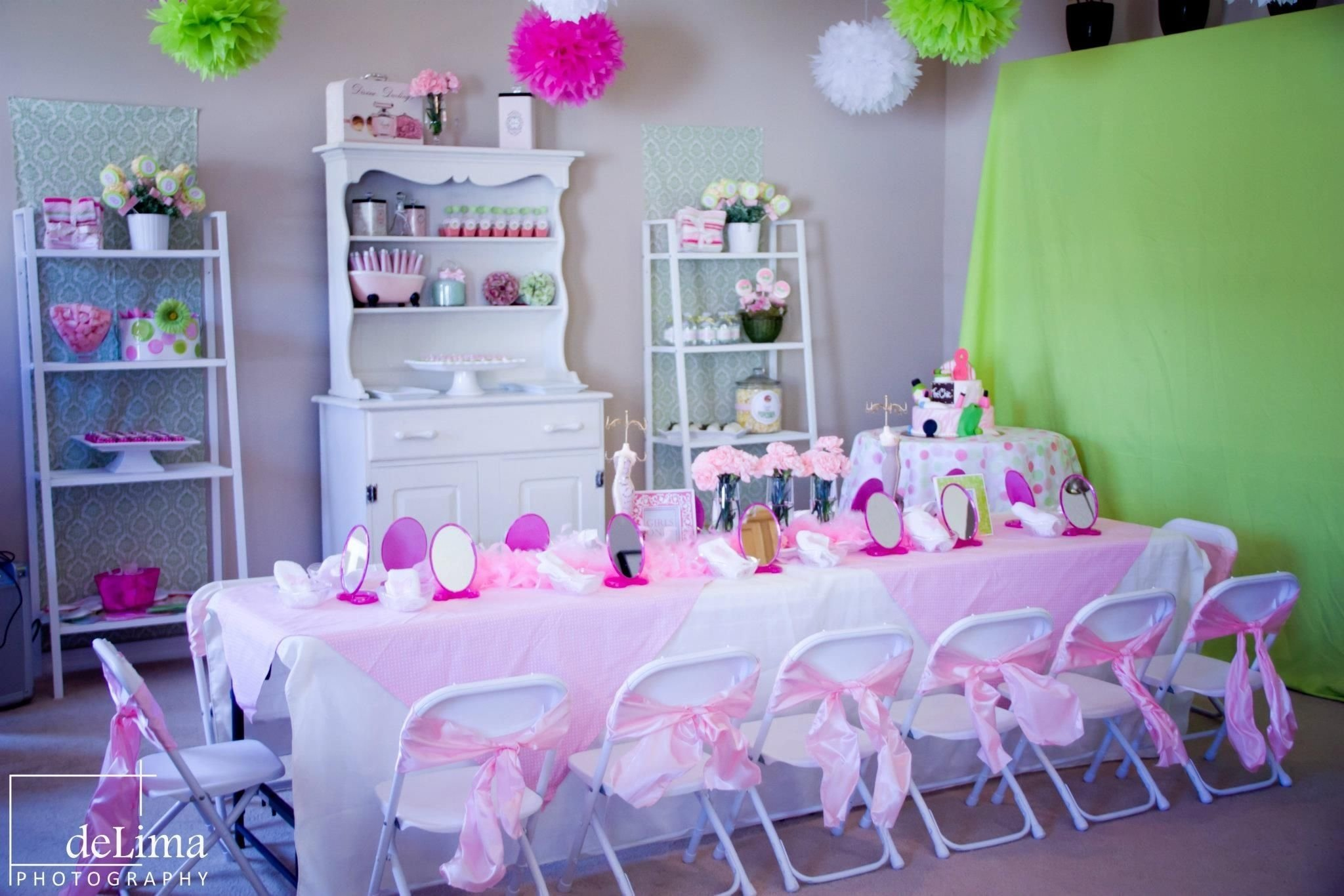 10 Gorgeous Spa Party Ideas For Girls super chic spa party spa party decorations spa party and spa 2021
