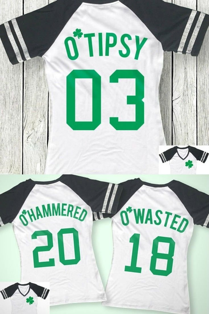 10 Wonderful St Patricks Day Shirt Ideas super cute personalized st patricks day shirts for drinking teams