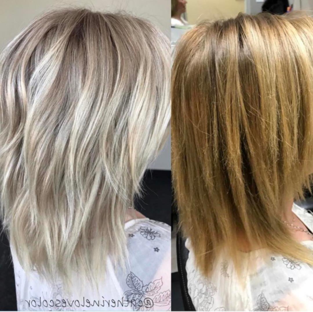 10 Awesome Hair Color Ideas For Medium Length Hair