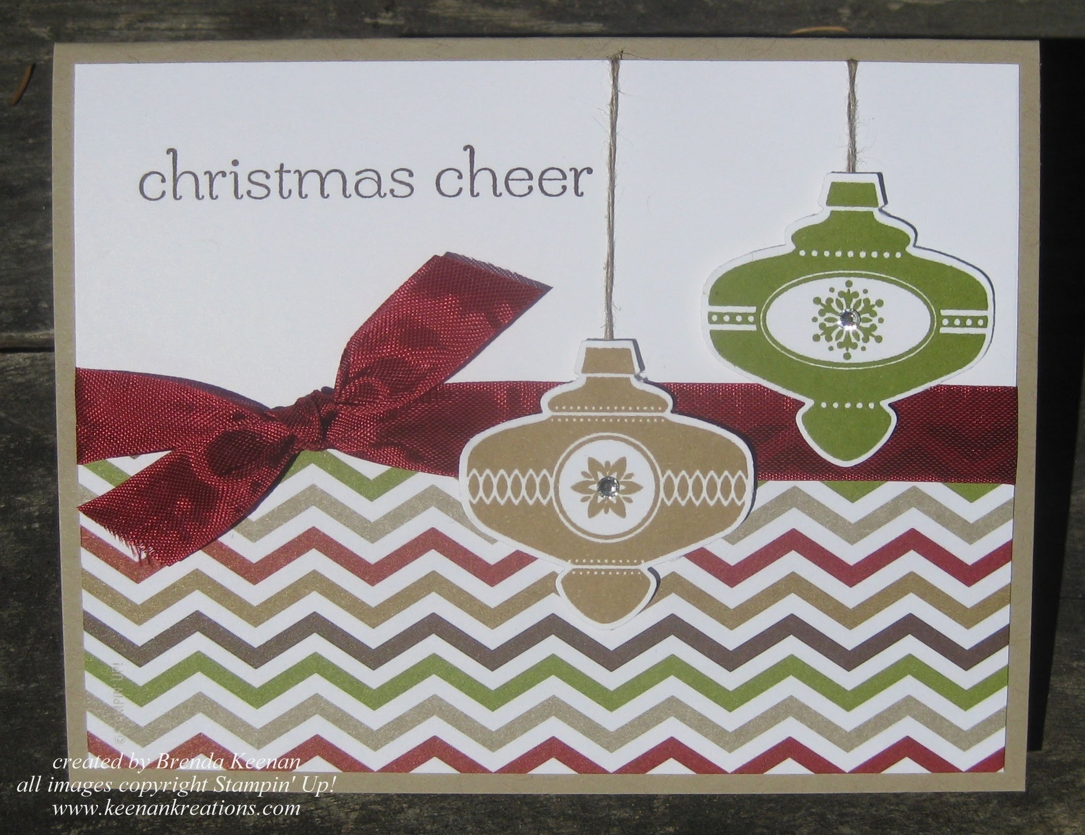 10 Beautiful Stampin Up Christmas Card Ideas super easy stampin up christmas card youtube 2020