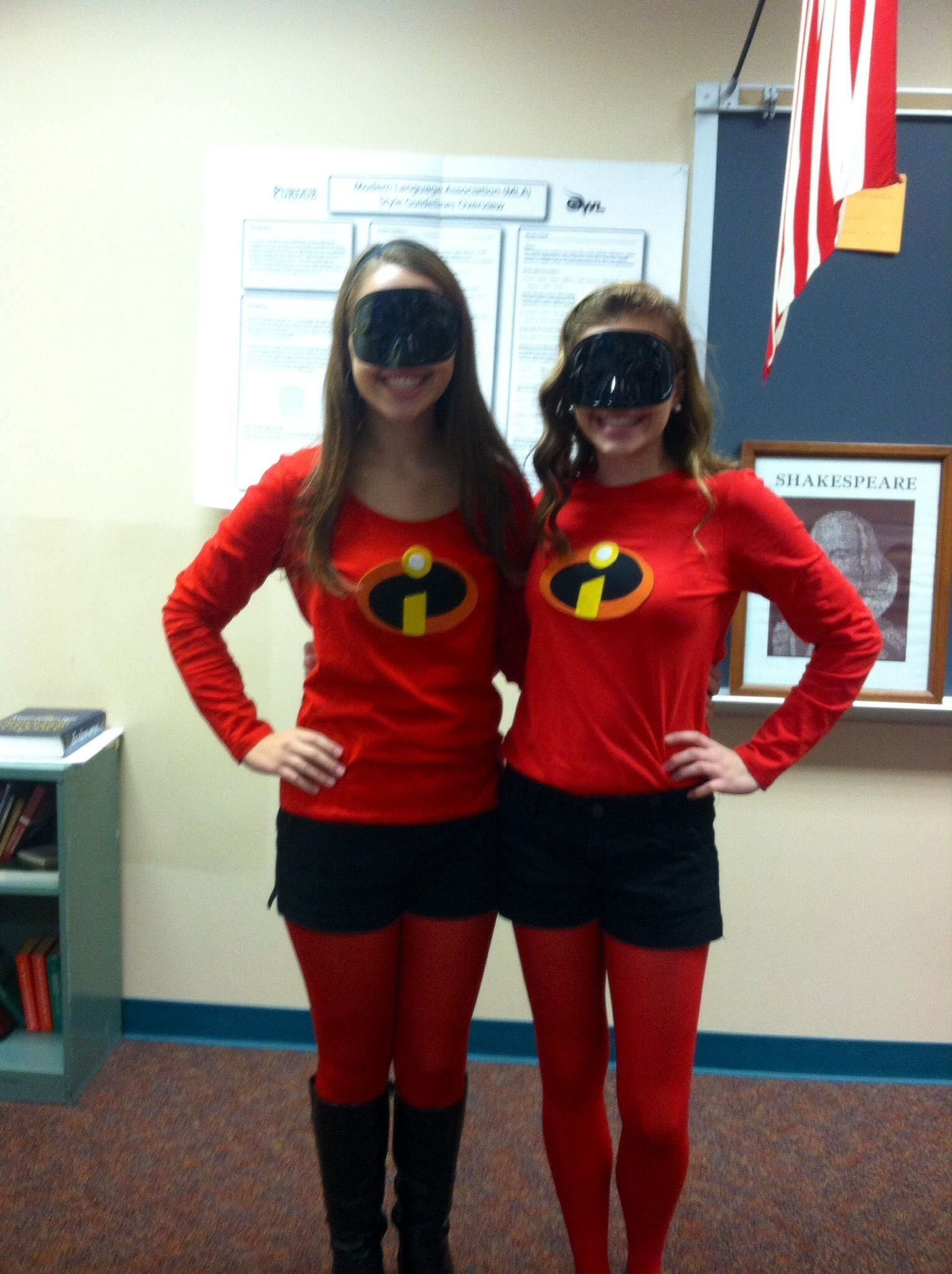 10 Cute Superhero Day Ideas At School super hero day diy incredibles outfit ideas for amy pinterest 2020