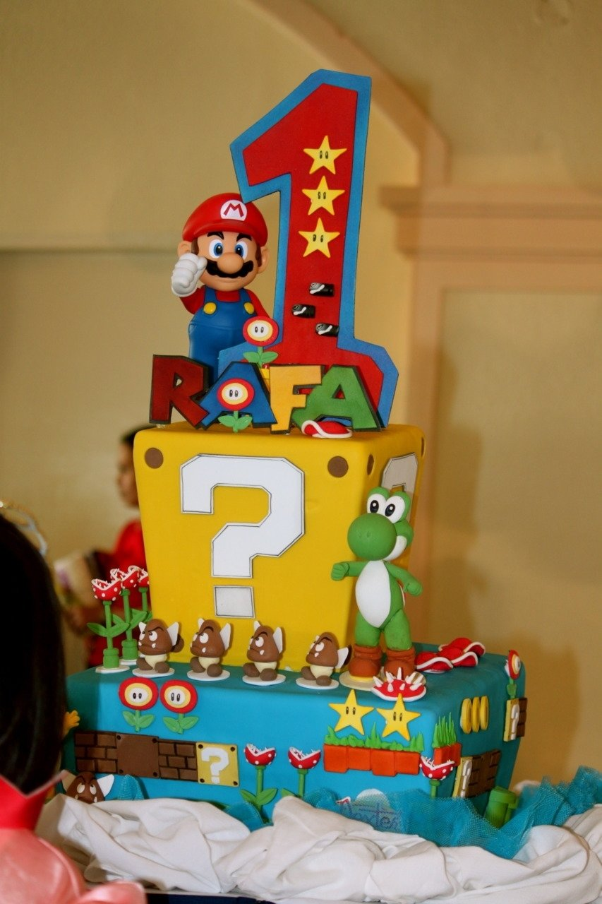 10 Spectacular Mario Brothers Birthday Party Ideas super mario birthday party ideas elijahs birthday bash 1 2020