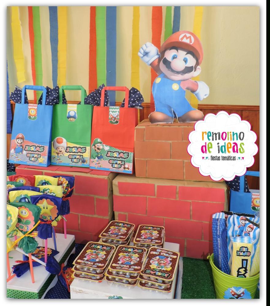 10 Stylish Super Mario Bros Birthday Party Ideas super mario bros birthday party ideas 1 2020