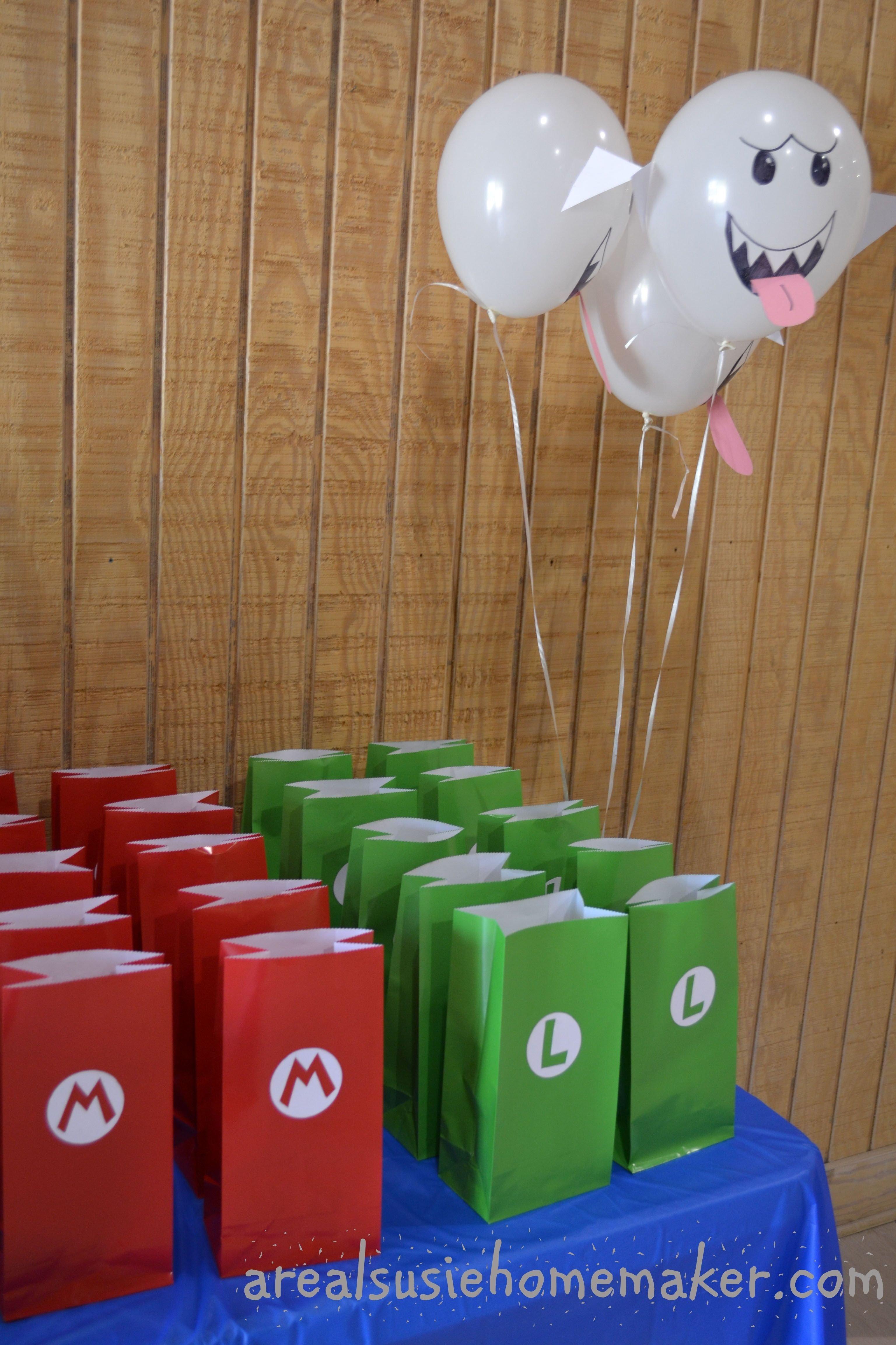 10 Fabulous Super Mario Brothers Birthday Party Ideas super mario bros birthday party ideas super mario bros birthday 2020