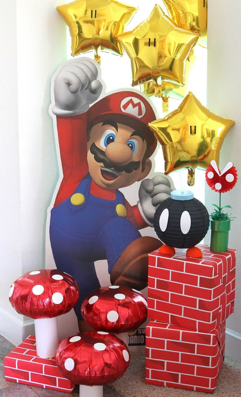 10 Lovely Super Mario Brothers Party Ideas super mario bros party ideas ideas decoracion party kids 2020
