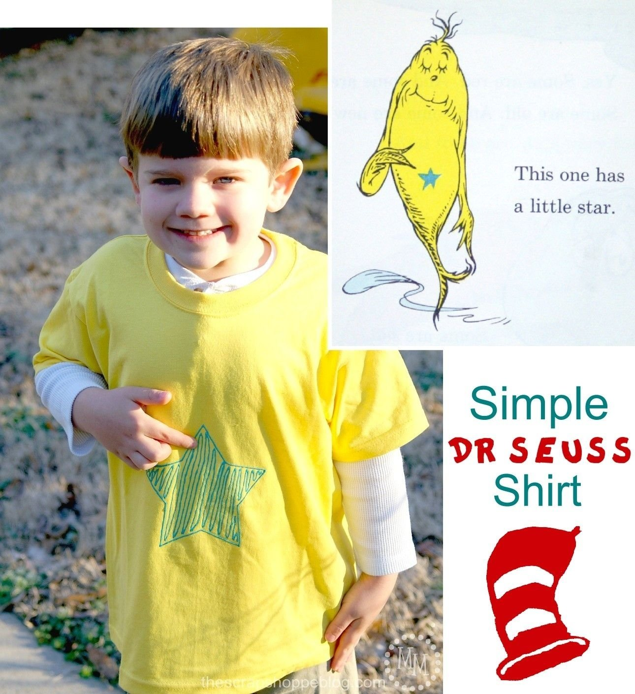 10 Nice Dr Seuss Character Costume Ideas super simple idea for a dr seuss character costume from one fish 2020