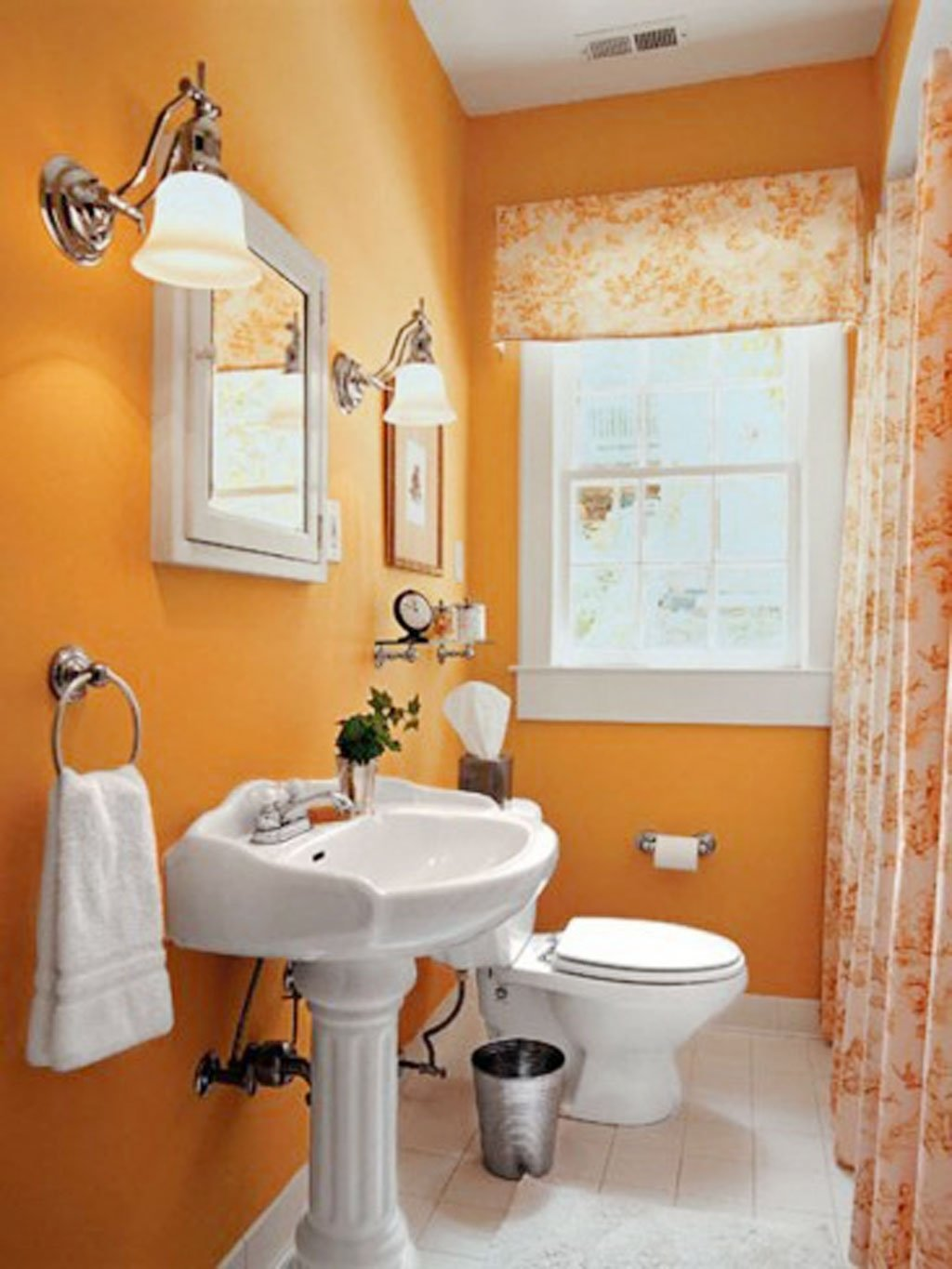 10 Pretty Paint Ideas For Small Bathrooms superb best color for small bathroom better than amazing colors 2021