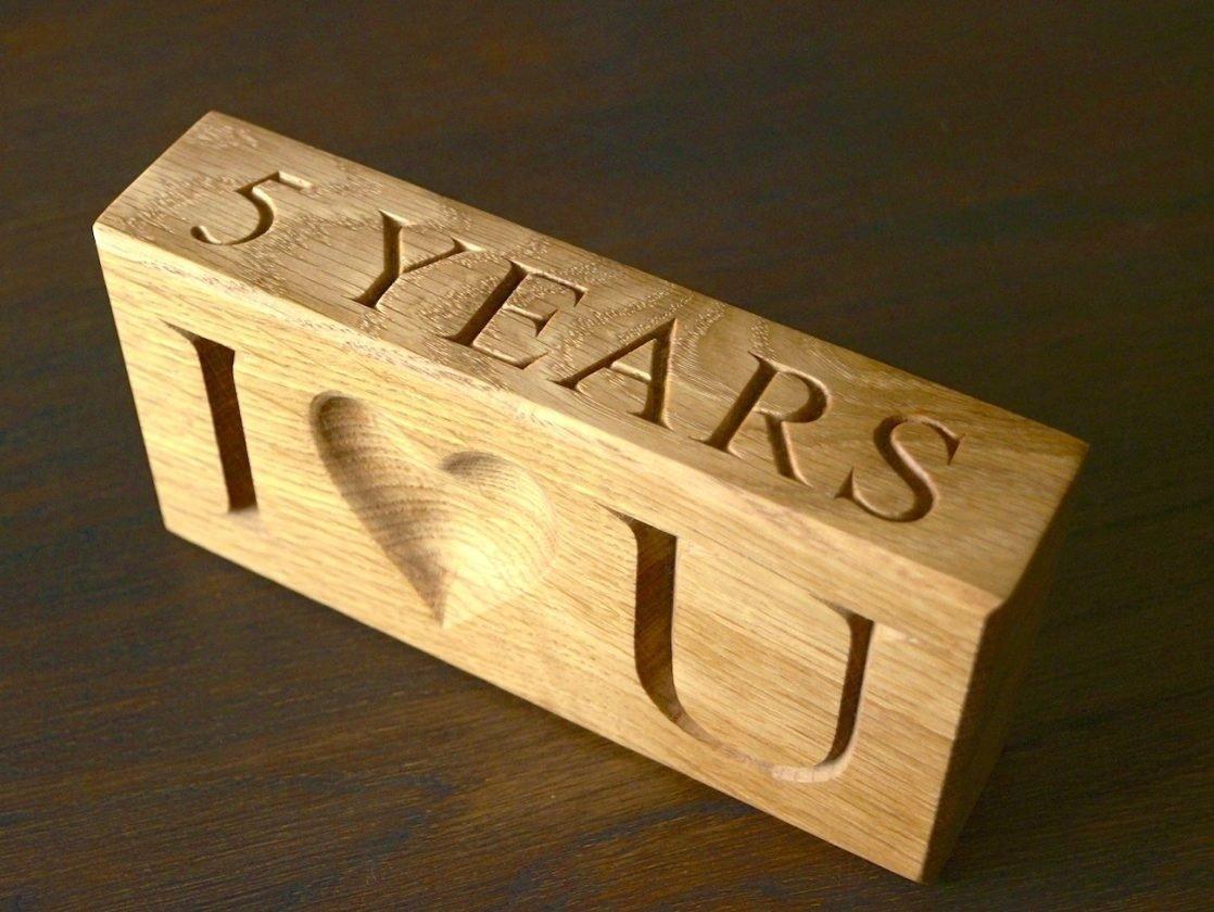 10 Pretty 5 Year Wedding Anniversary Gift Ideas superb wedding anniversary gifts wood 9 5th wedding anniversary 1 2020
