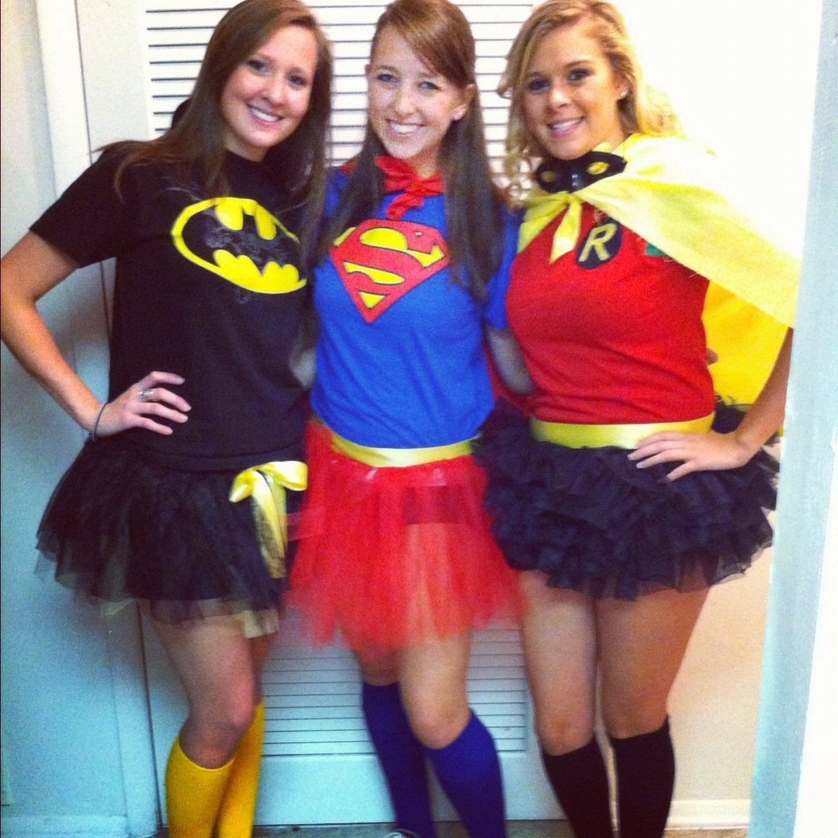 10 Fantastic Halloween Costume Ideas For Three Girls superhero 2016 halloween costumes ideas for everyone halloween