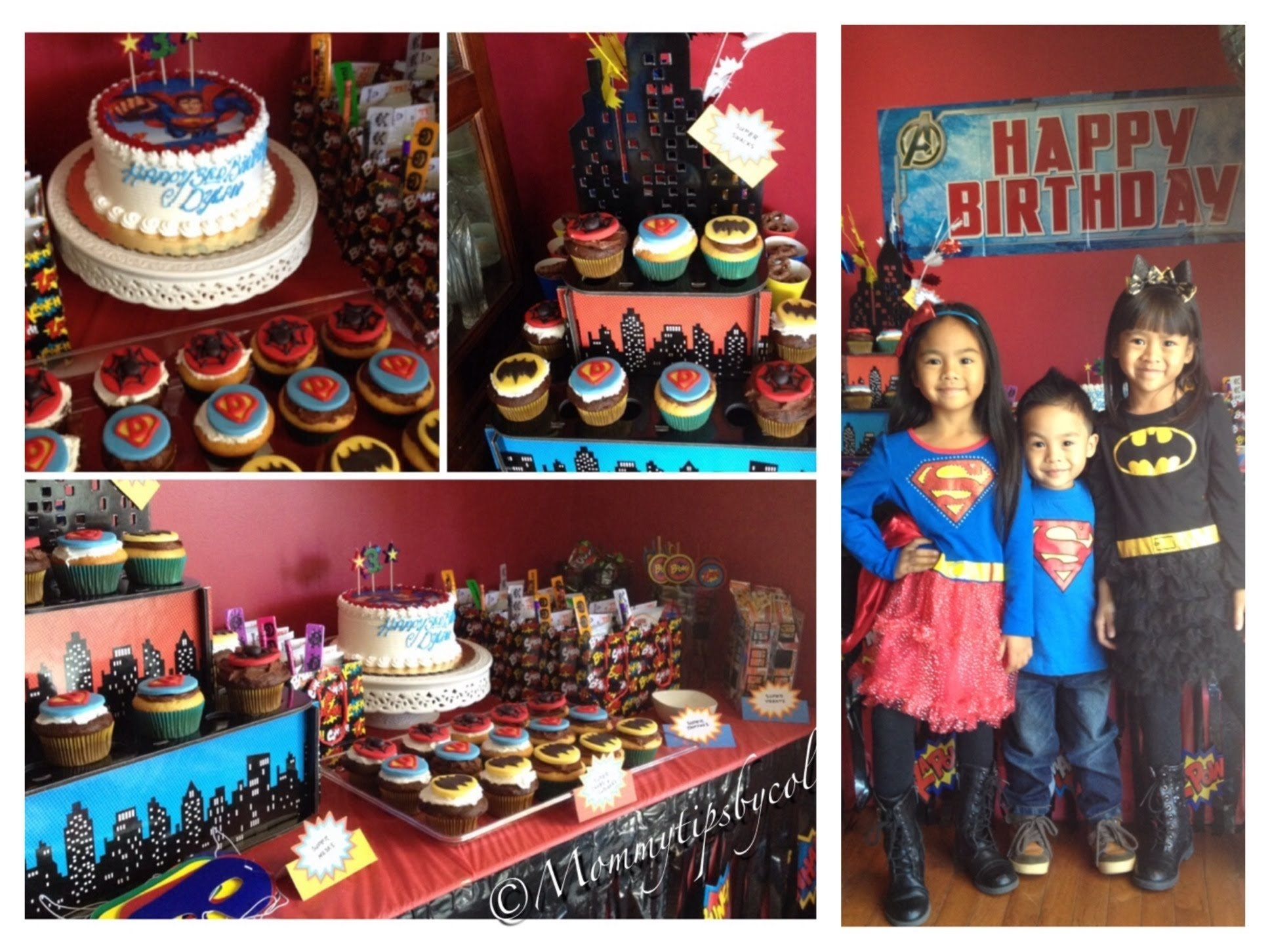 10 Lovely Boy And Girl Birthday Party Ideas superhero birthday party ideas budget friendly my prep vlog 4