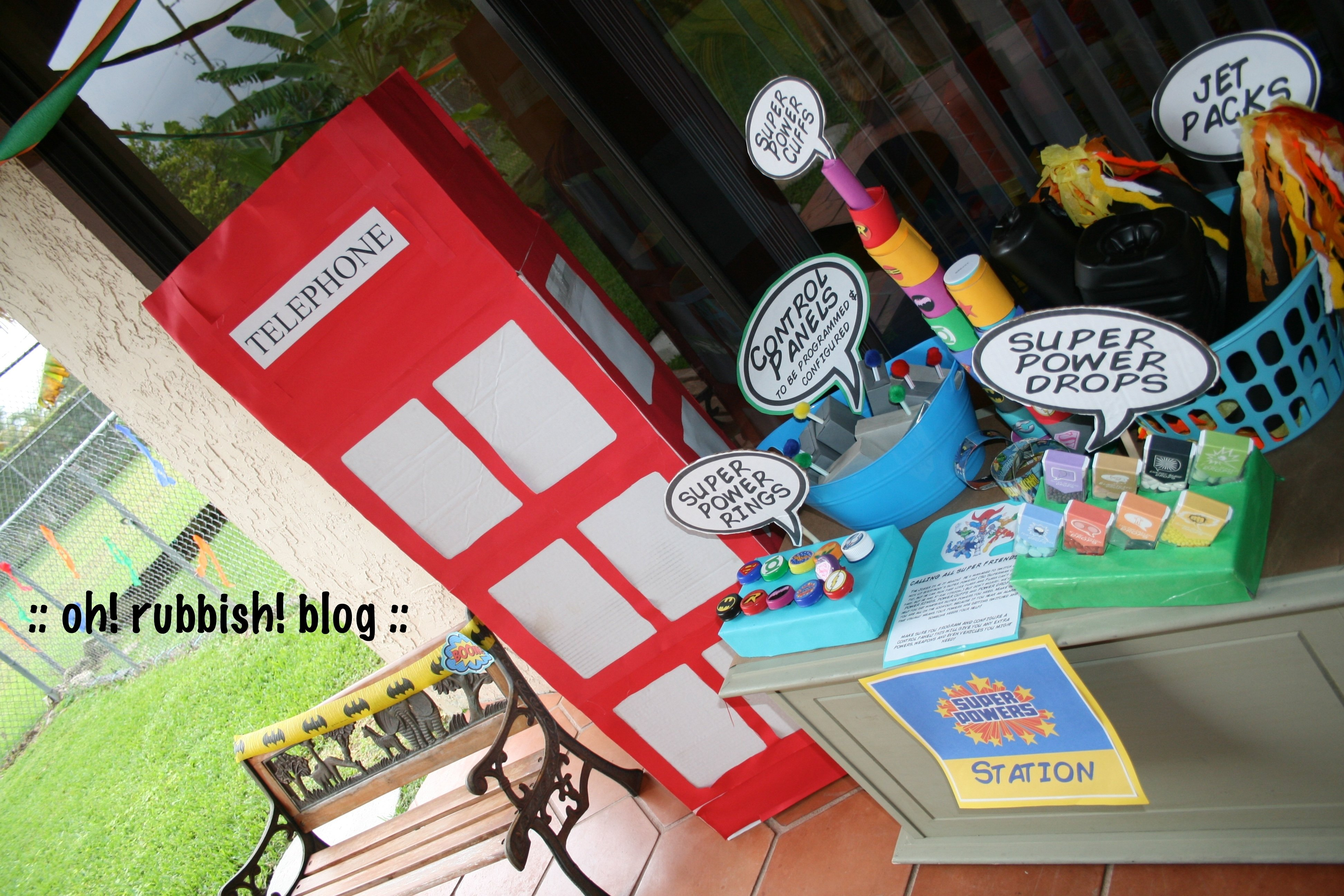 10 Most Recommended Birthday Celebration Ideas In Dc superhero birthday party ideas dc comics birthday 1 2020