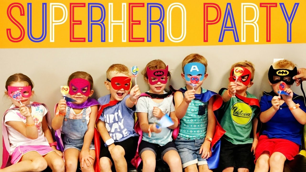 10 Most Recommended Birthday Celebration Ideas In Dc superhero birthday party ideas dc comics marvel affordable 3 2020