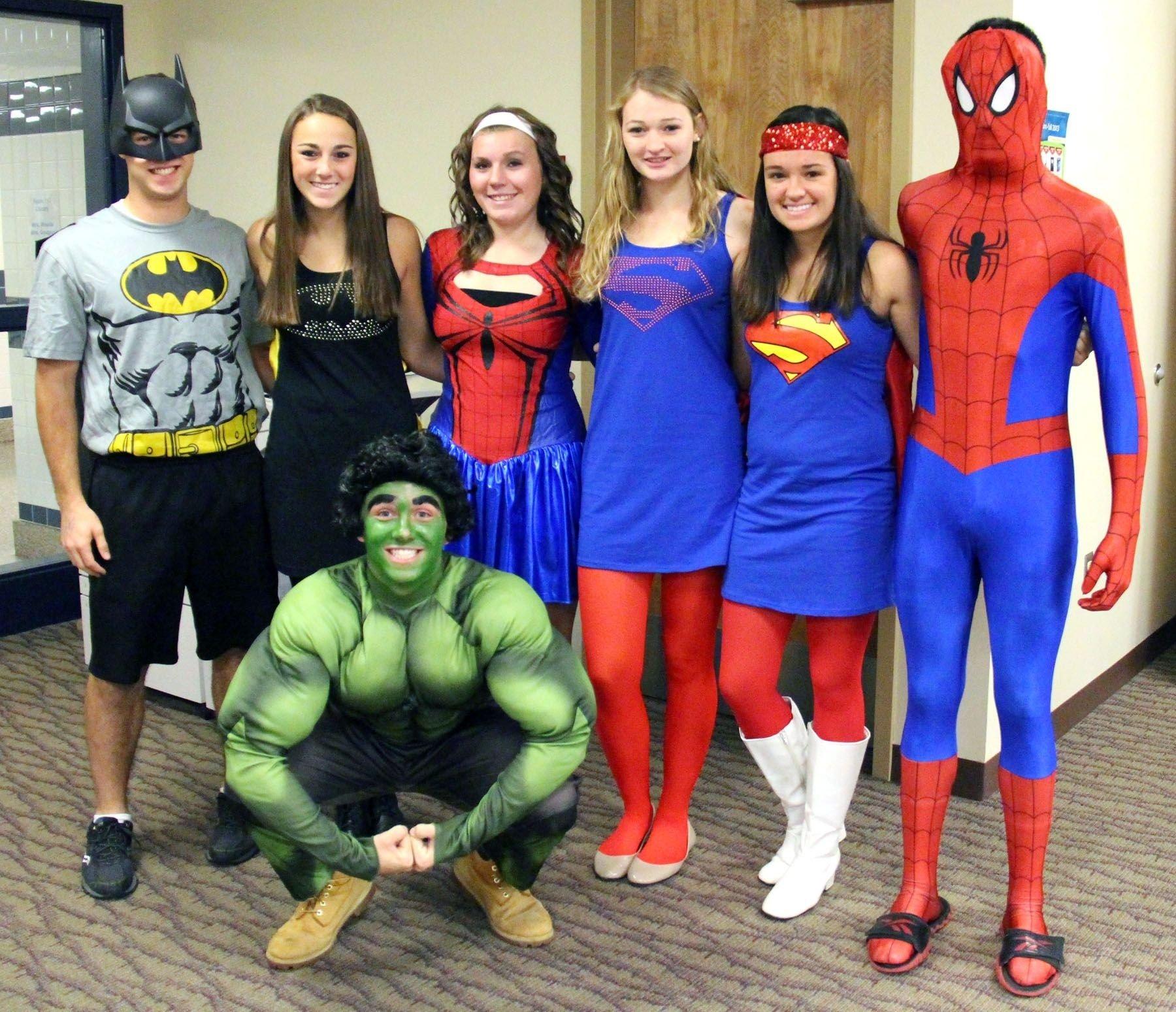 10 Cute Superhero Day Ideas At School superhero day at pulaski high school reaches impressive school 2021
