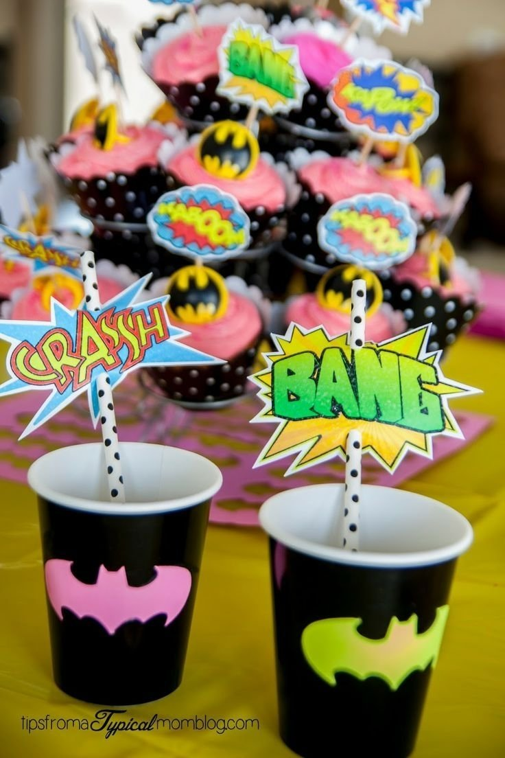 10 Lovely Boy And Girl Birthday Party Ideas superhero girl birthday party ideas and free printables girl