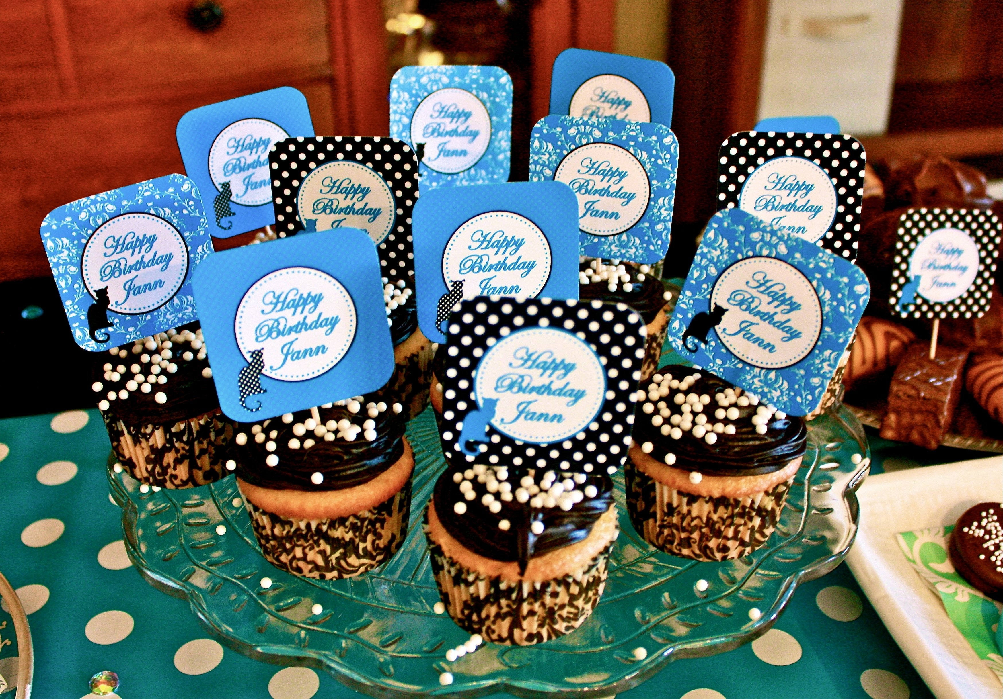 10 Gorgeous 60th Birthday Party Favors Ideas
