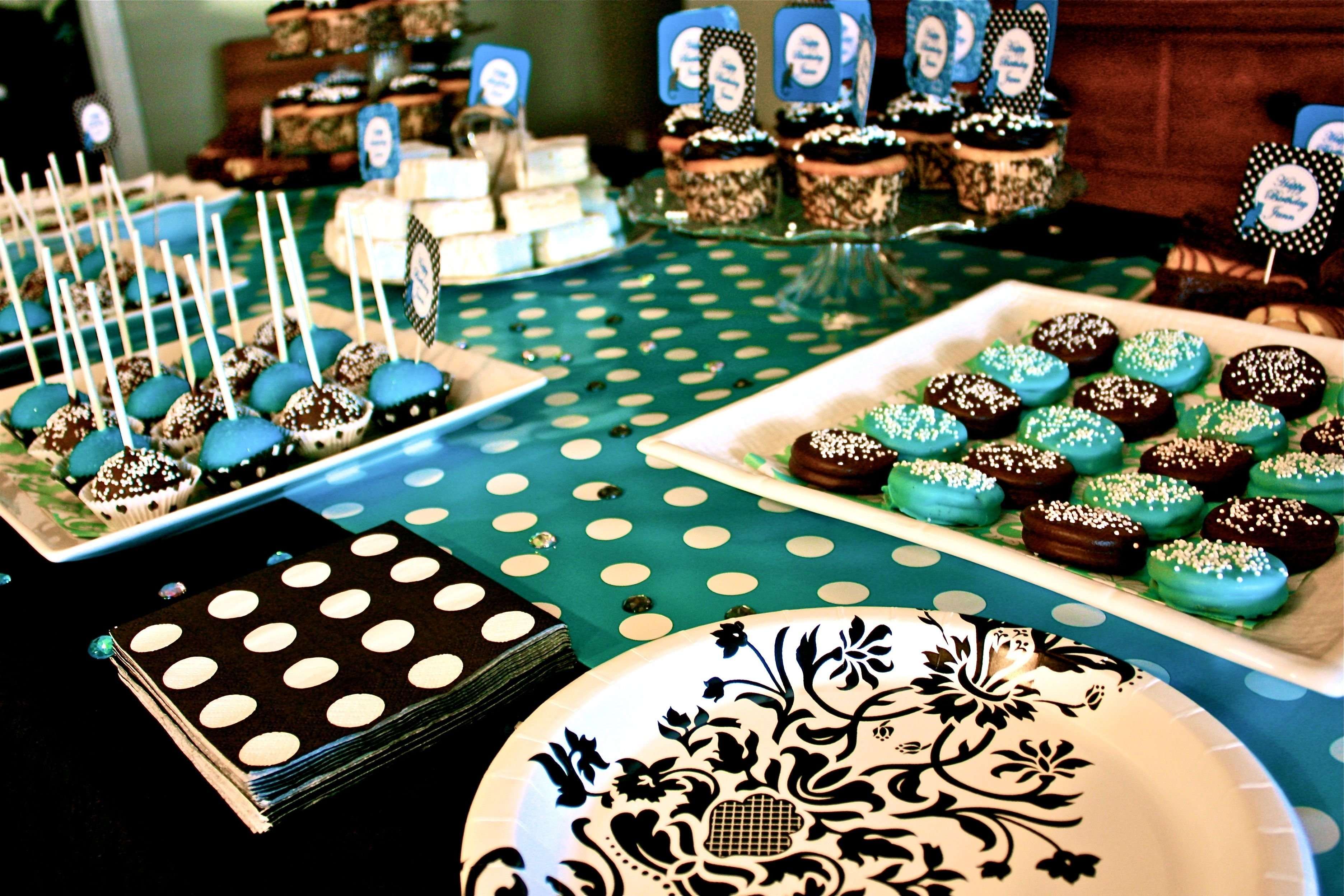 10 Stylish 60Th Birthday Party Theme Ideas Surprise 60th Birthdays And