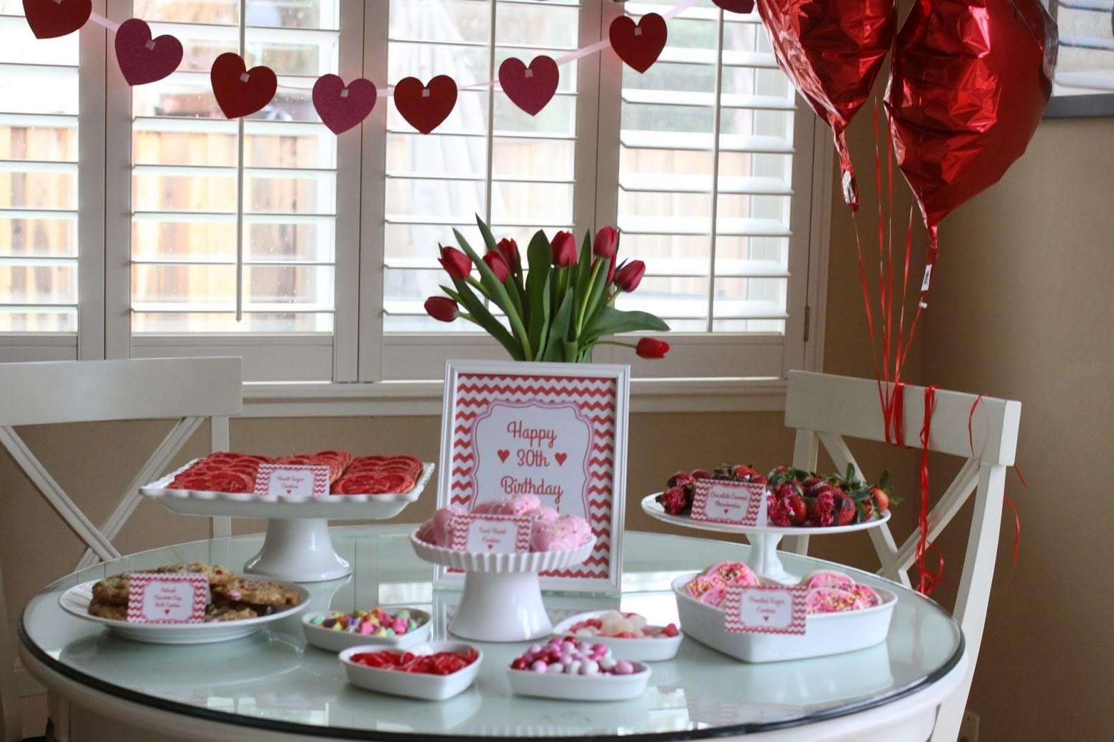 10 Attractive Surprise Birthday Party Ideas For Adults surprise birthday party decorations home party ideas 2 2020