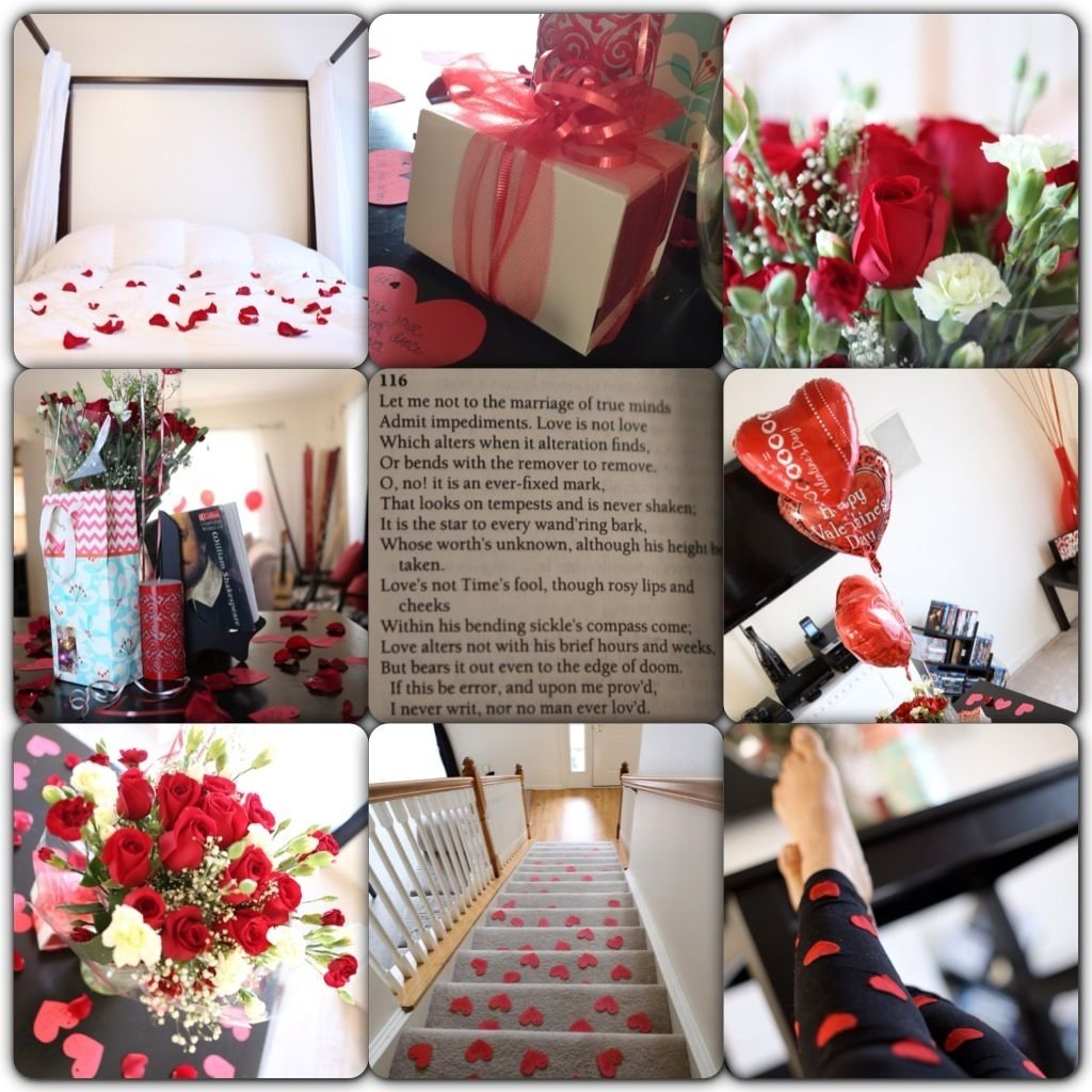 surprise for hubby. hearts day. valentine's day. love. cupid