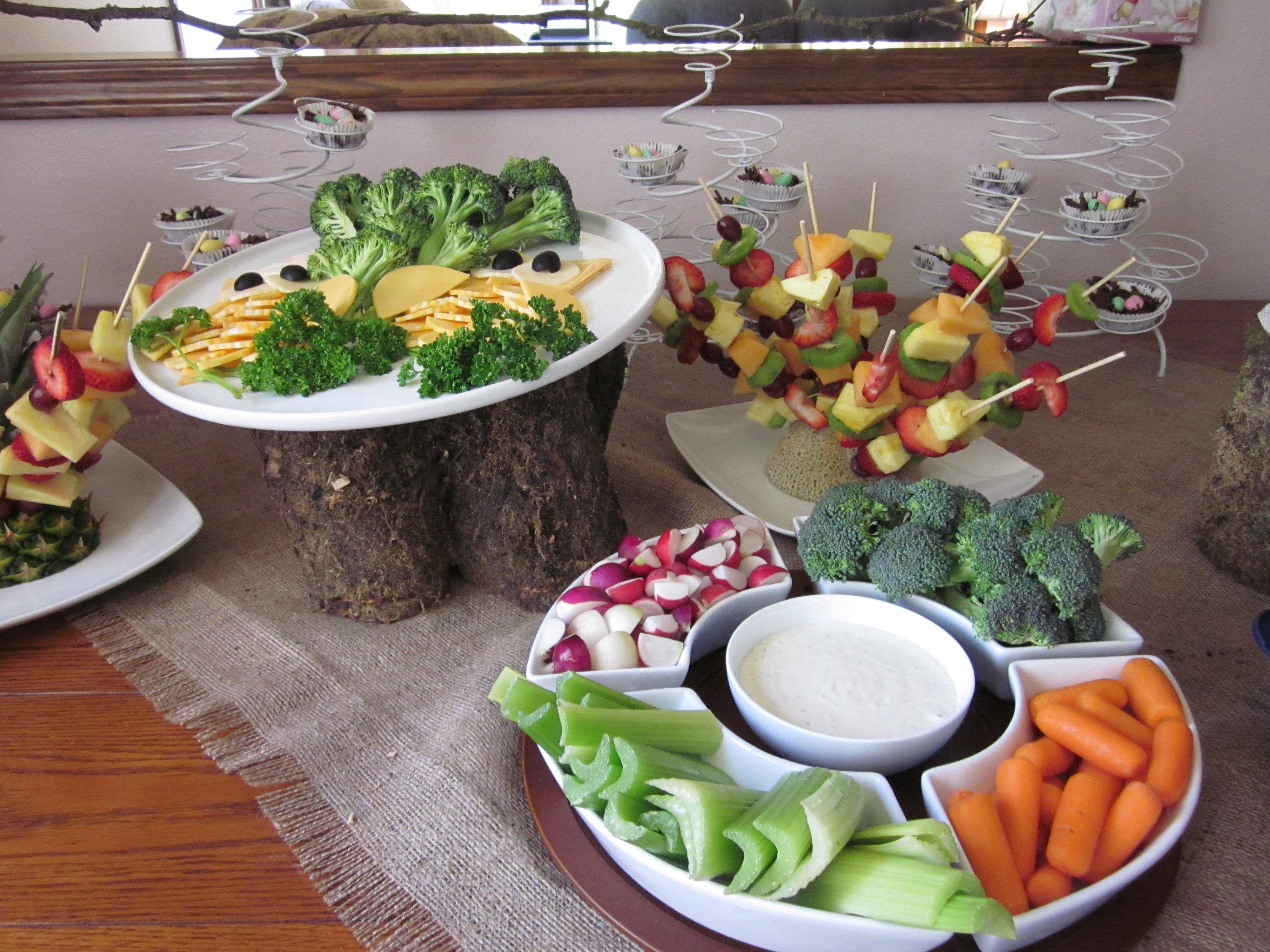 10 Spectacular Boy Baby Shower Food Ideas surprising baby shower lunchas finger food for boy fall luncheon 2020