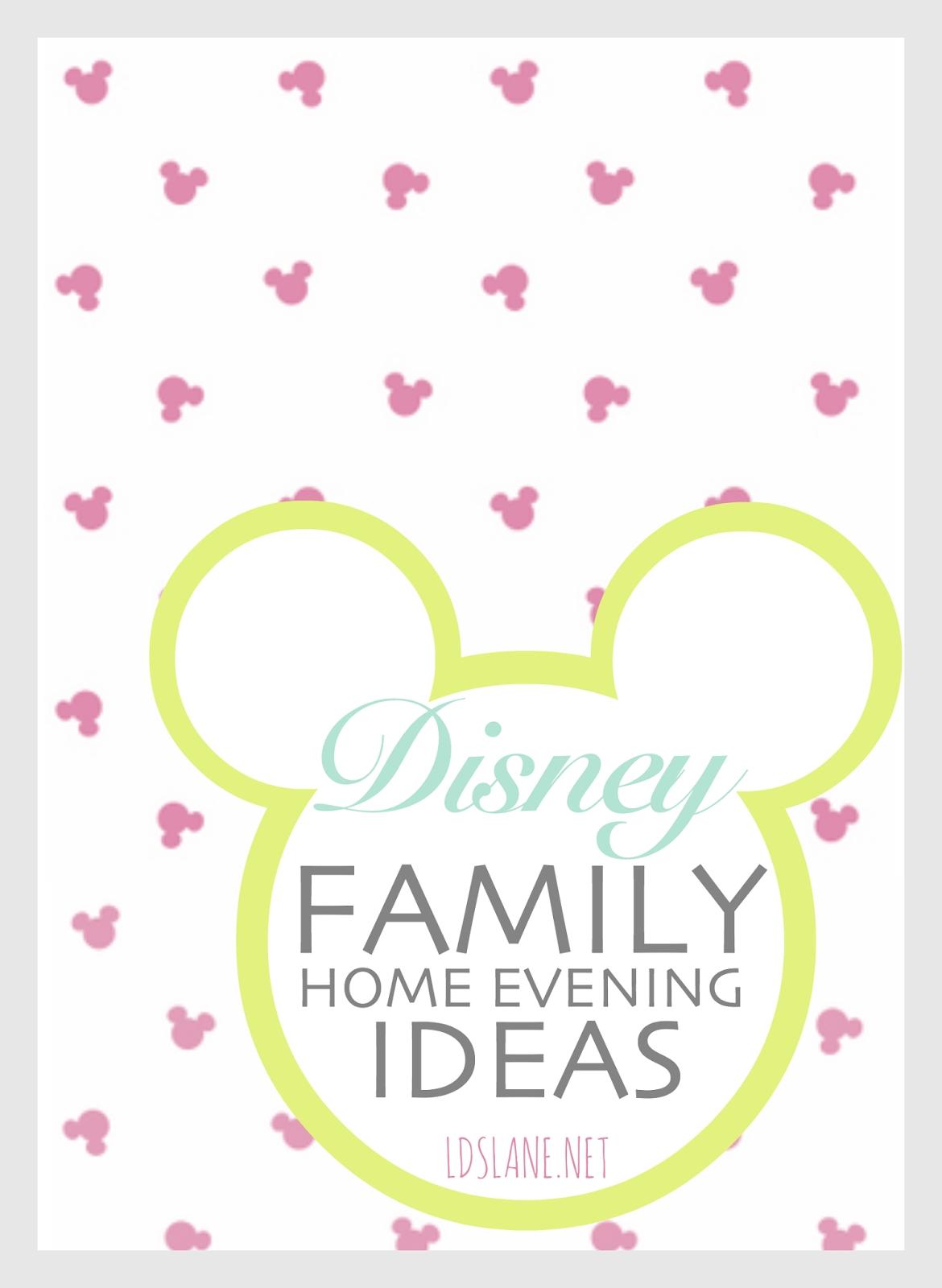 10 ideal fun family home evening ideas