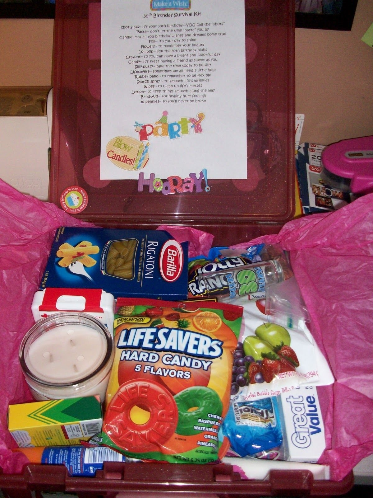 10 Fabulous Cute Gift Ideas For Her survival kits milestones cute idea and can easily be adjusted 2021