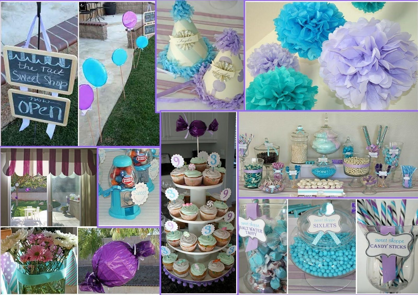 10 Fabulous 16Th Birthday Party Ideas For Girls sweet 16 birthday party ideas girls for at home labels childrens 2 2020