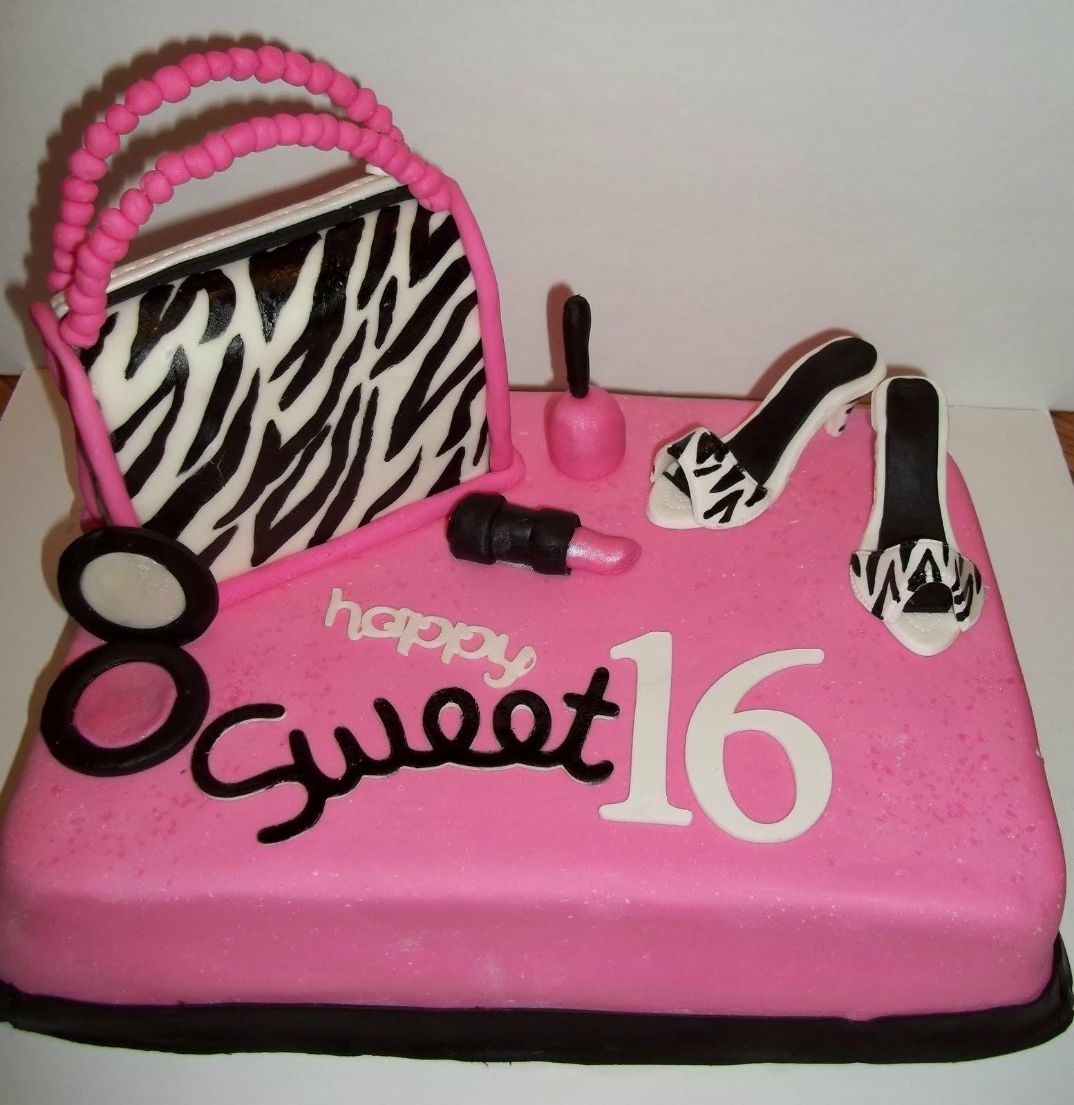 10 Stunning Sweet 16 Birthday Cake Ideas Cakes Decoration Little 3