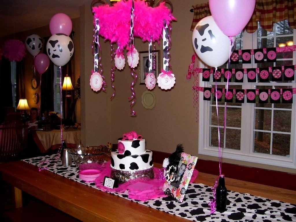 10 Fabulous Ideas For Sweet 16 Birthday Party Decoration Home Luxury
