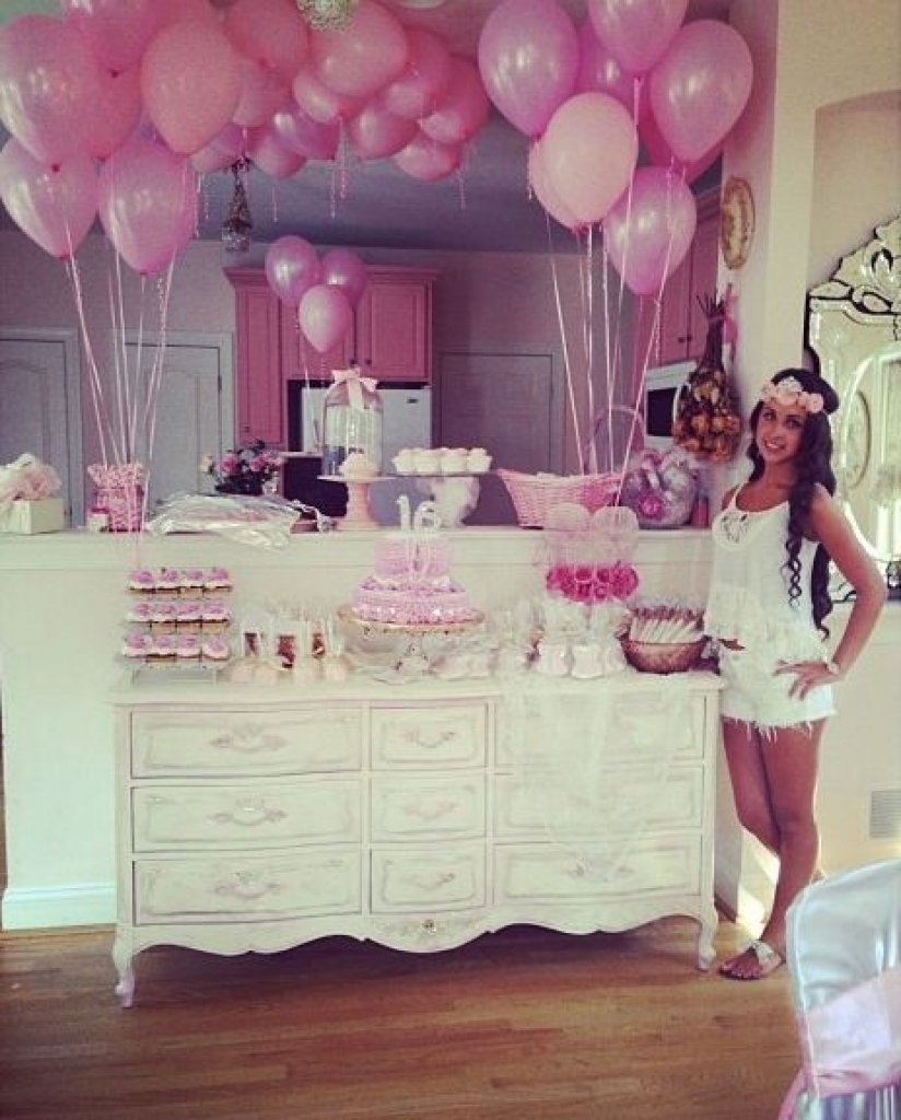 10 Fantastic Sweet 16 Ideas For Girls sweet 16 decoration ideas home trend 2016 and 2017 for sweet sixteen 1 2020
