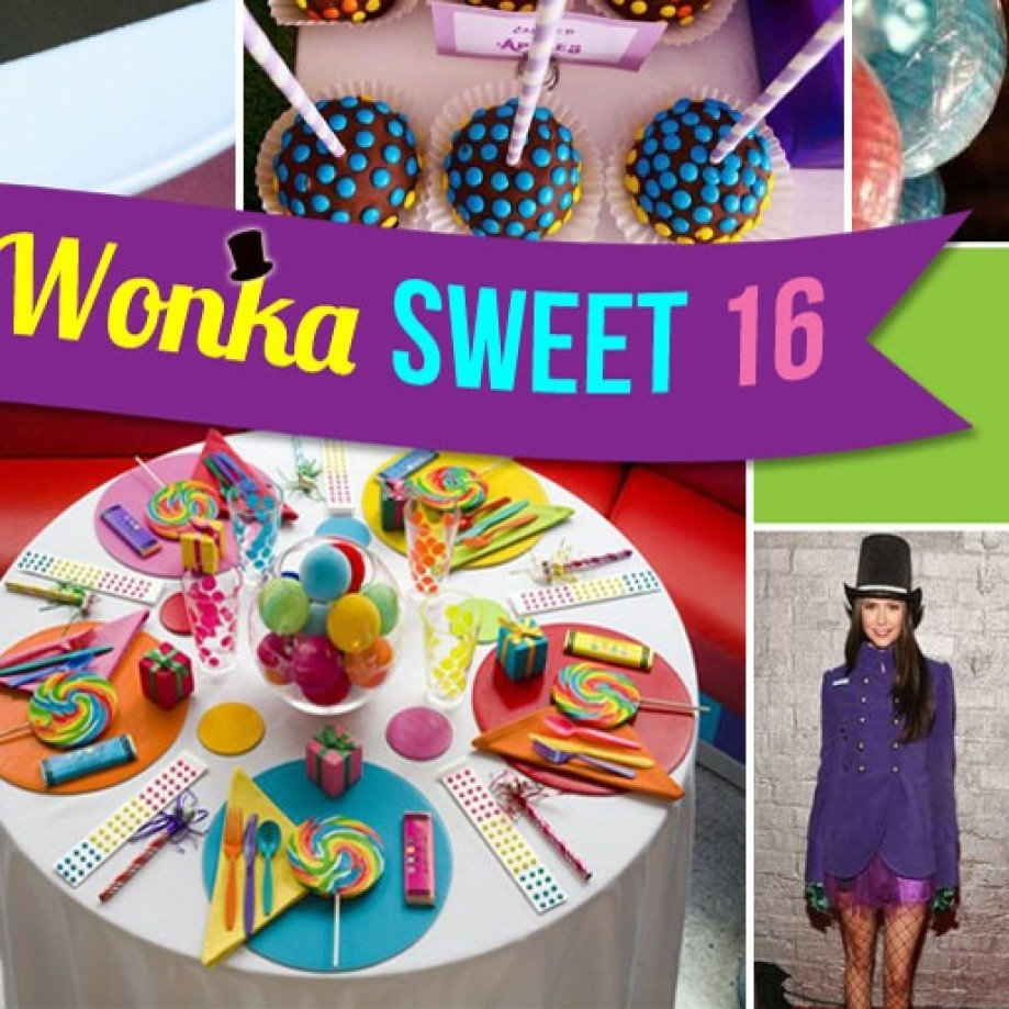 10 Unique Sweet 16 Party Theme Ideas sweet 16 ideas archives unique party ideas from the party suite at 1