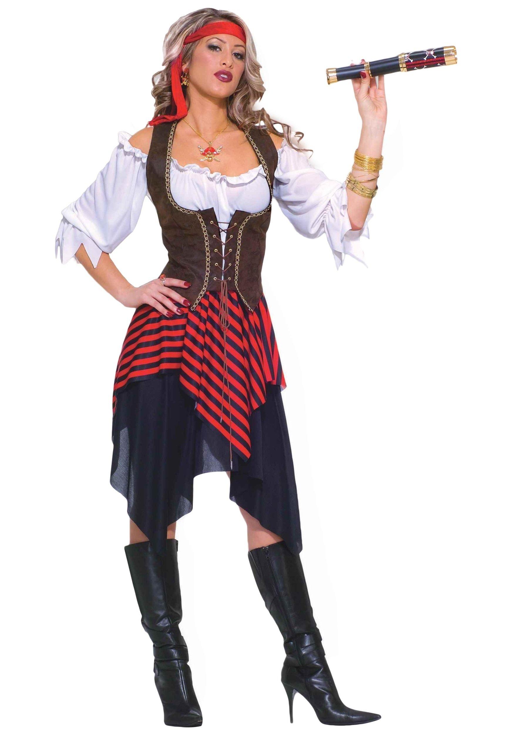 sweet buccaneer costume