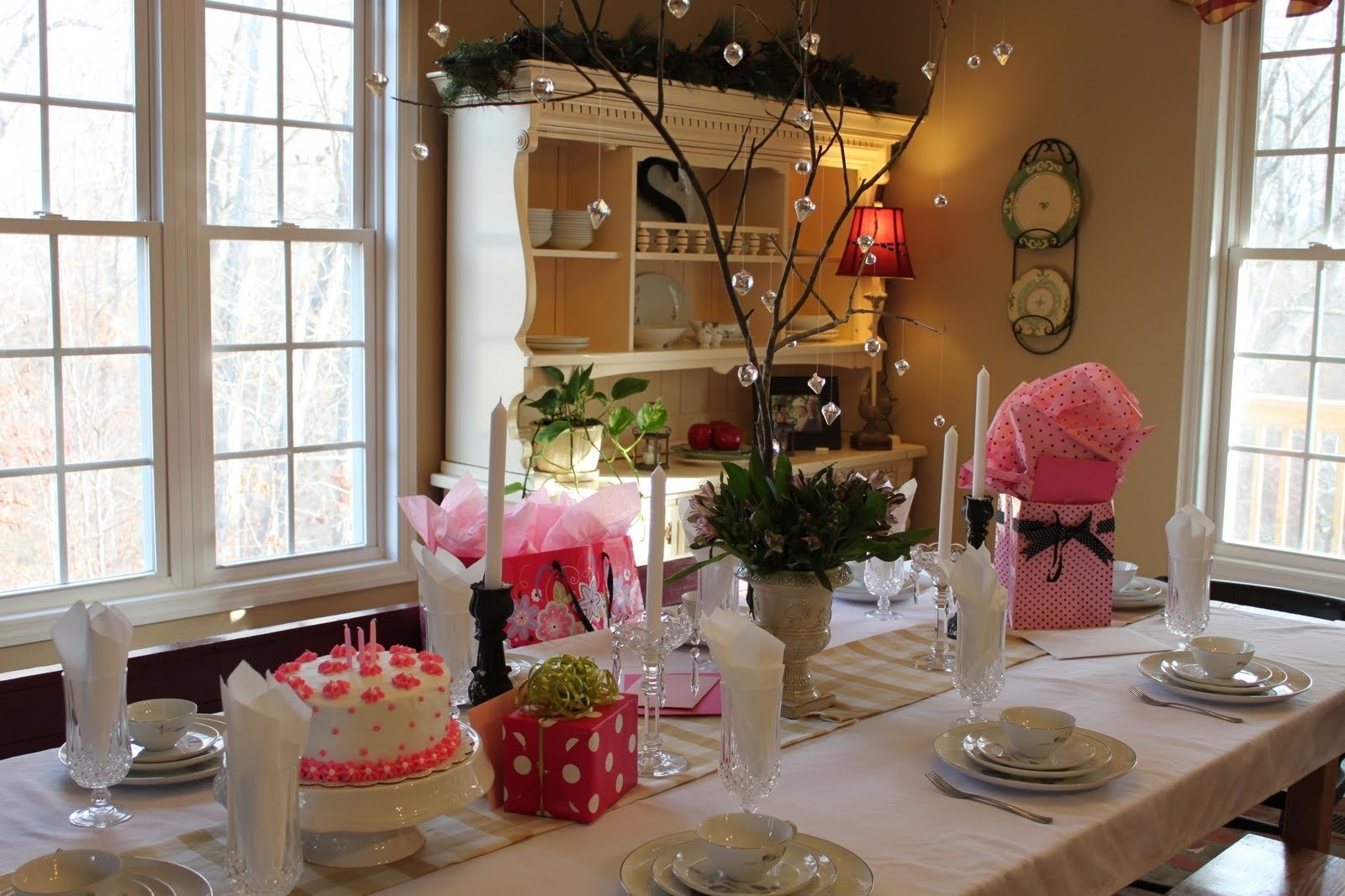 10 Beautiful Birthday Dinner Ideas For Mom sweet jane my moms 50th birthday surprise 2020