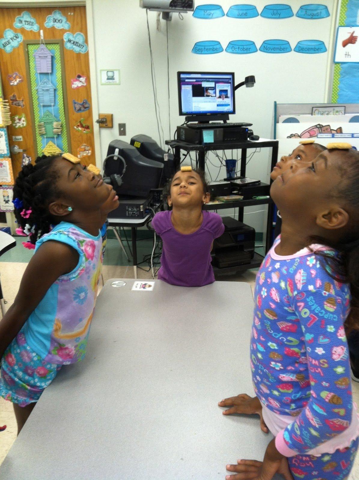 10 Pretty Minute To Win It Ideas For Kids sweet kindergarten minute to win it 2020