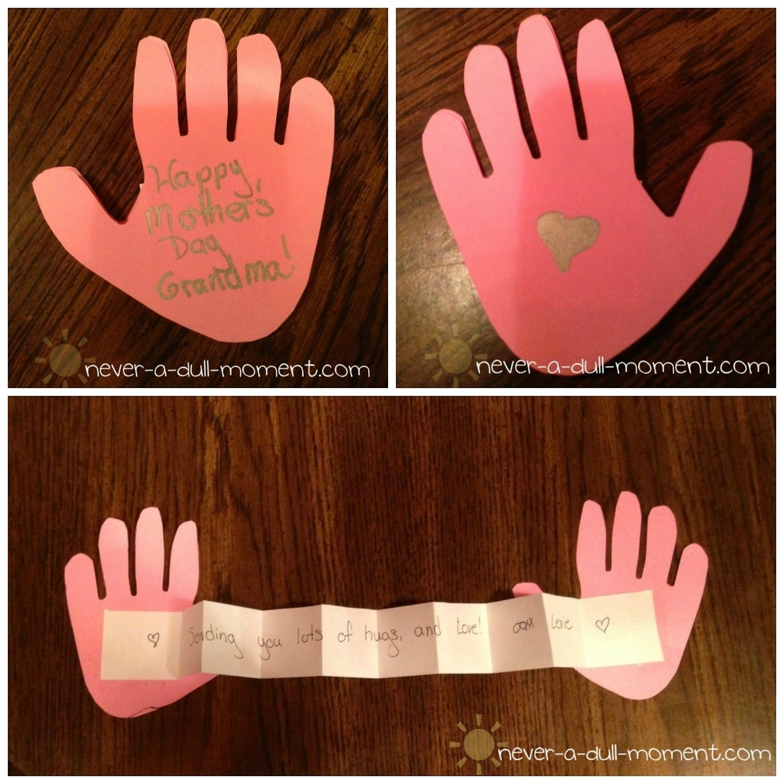 sweet stella's: handmade mother's day gifts | speech therapy ideas