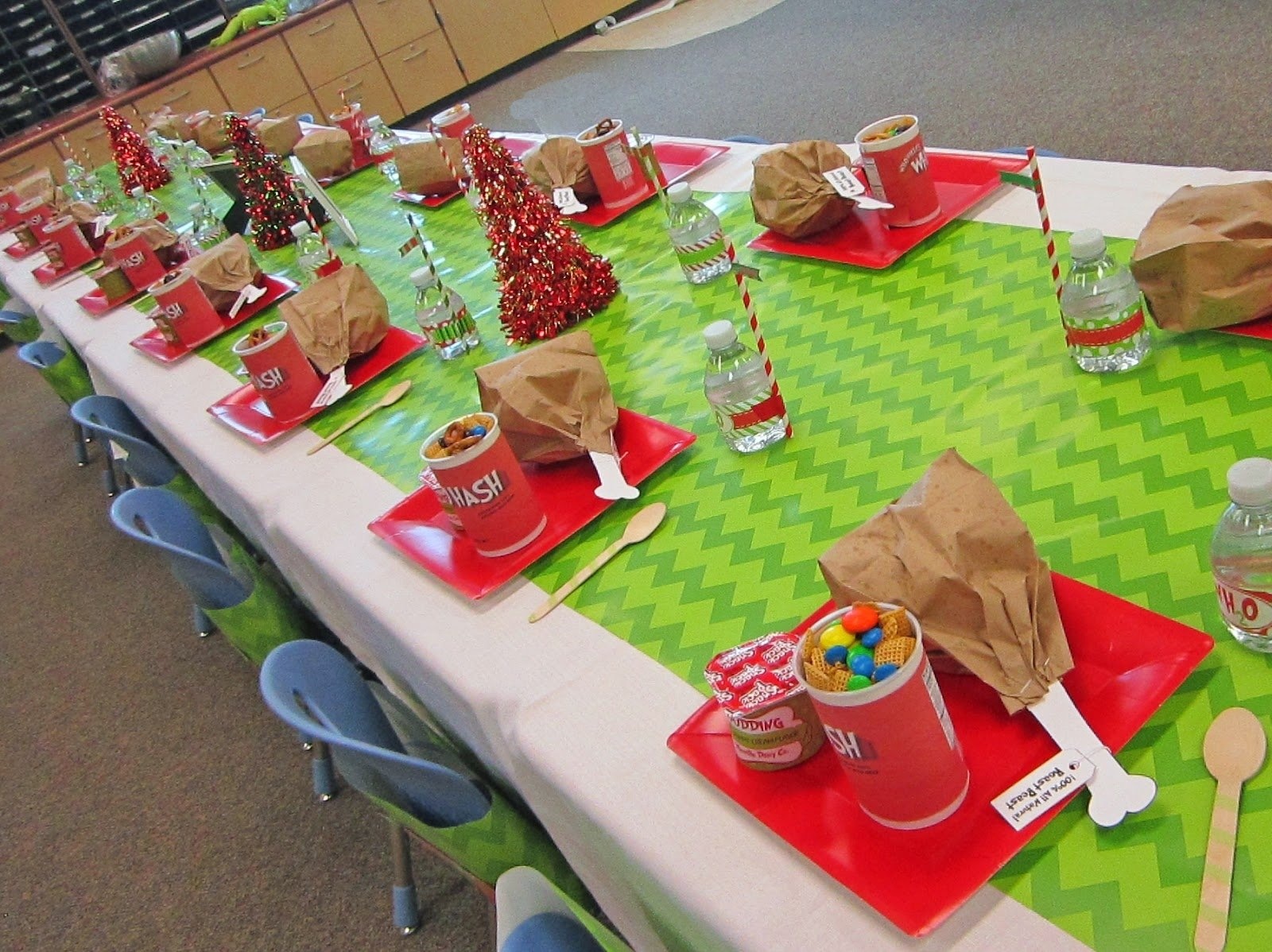 10 Lovely 3Rd Grade Christmas Party Ideas sweeten your day events grinch classroom party 1 2020