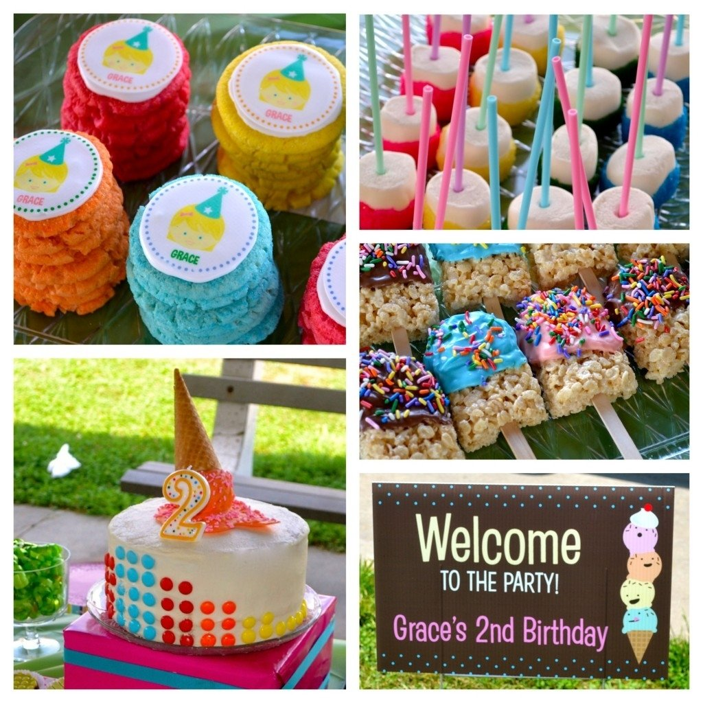 10 Fabulous Ice Cream Birthday Party Ideas sweetn treats blog anything cupcakery anything cupcakery 2020