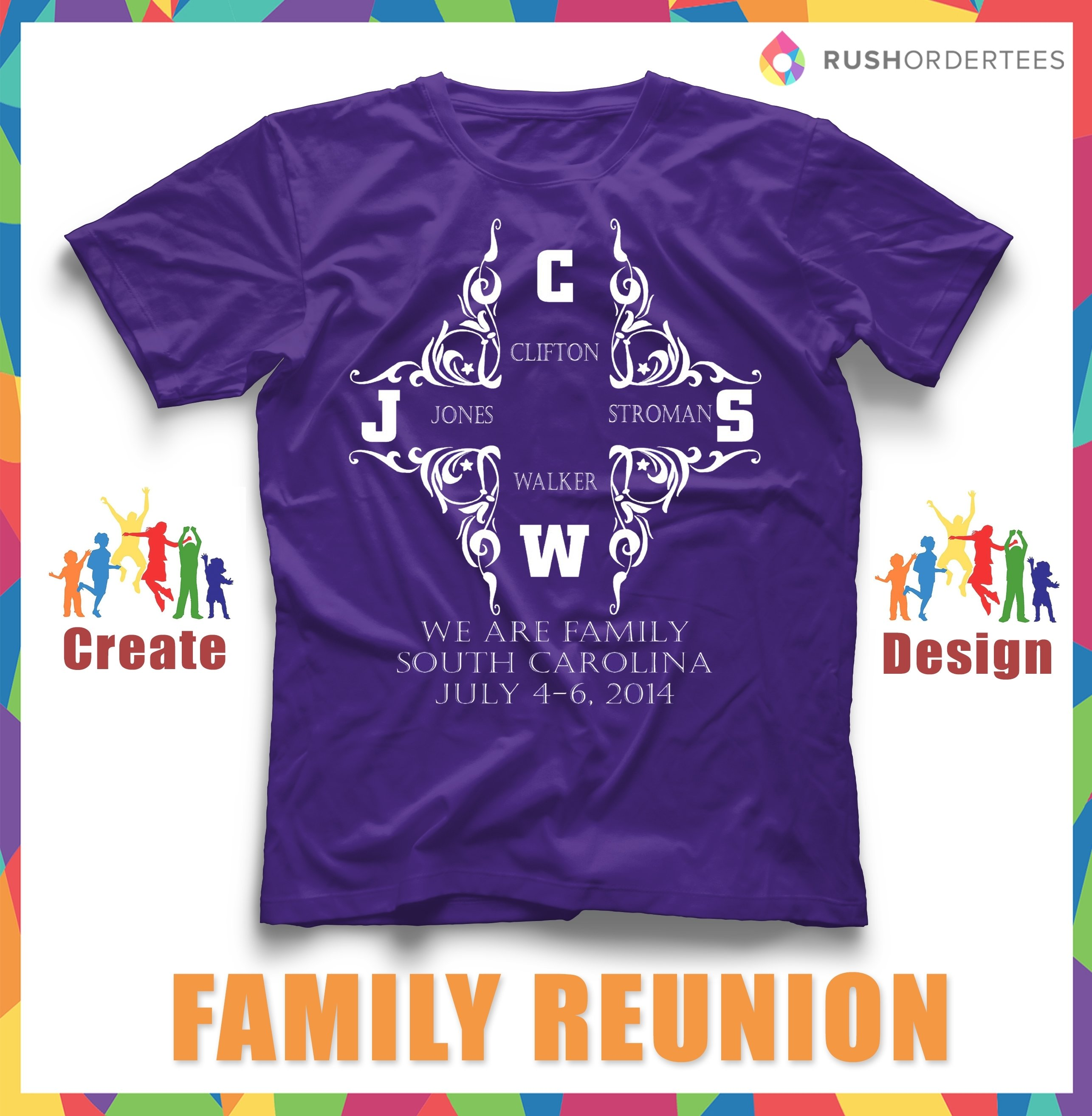 10 Attractive Funny Family Reunion T Shirt Ideas
