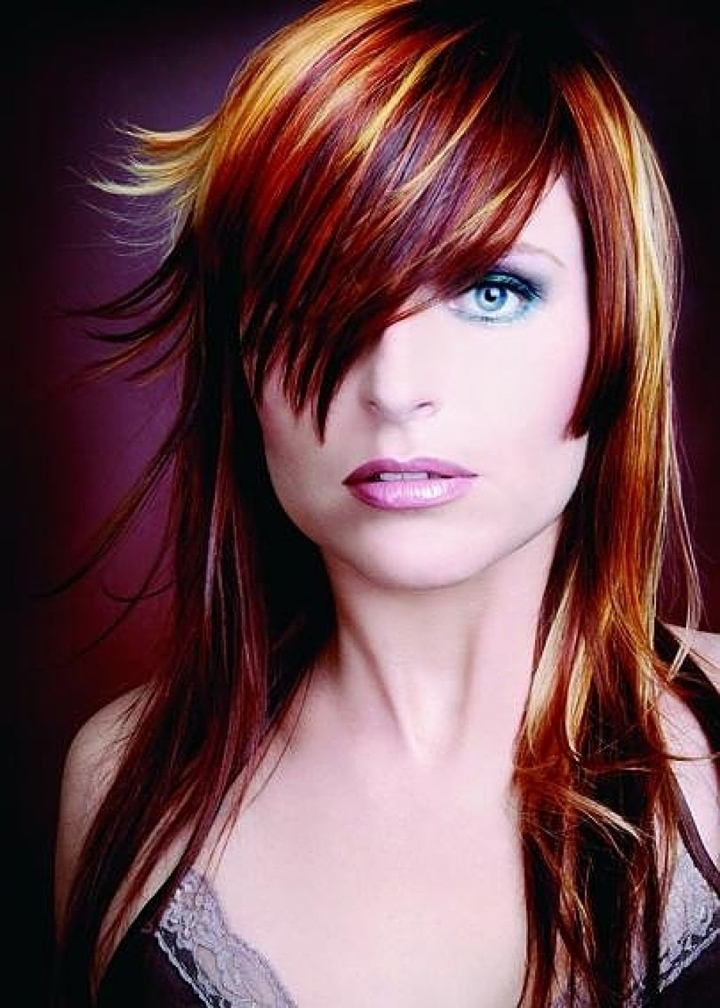 10 Cute Hair Color Ideas For 2014 tag hot hair color ideas for 2014 hairstyle picture magz 2021