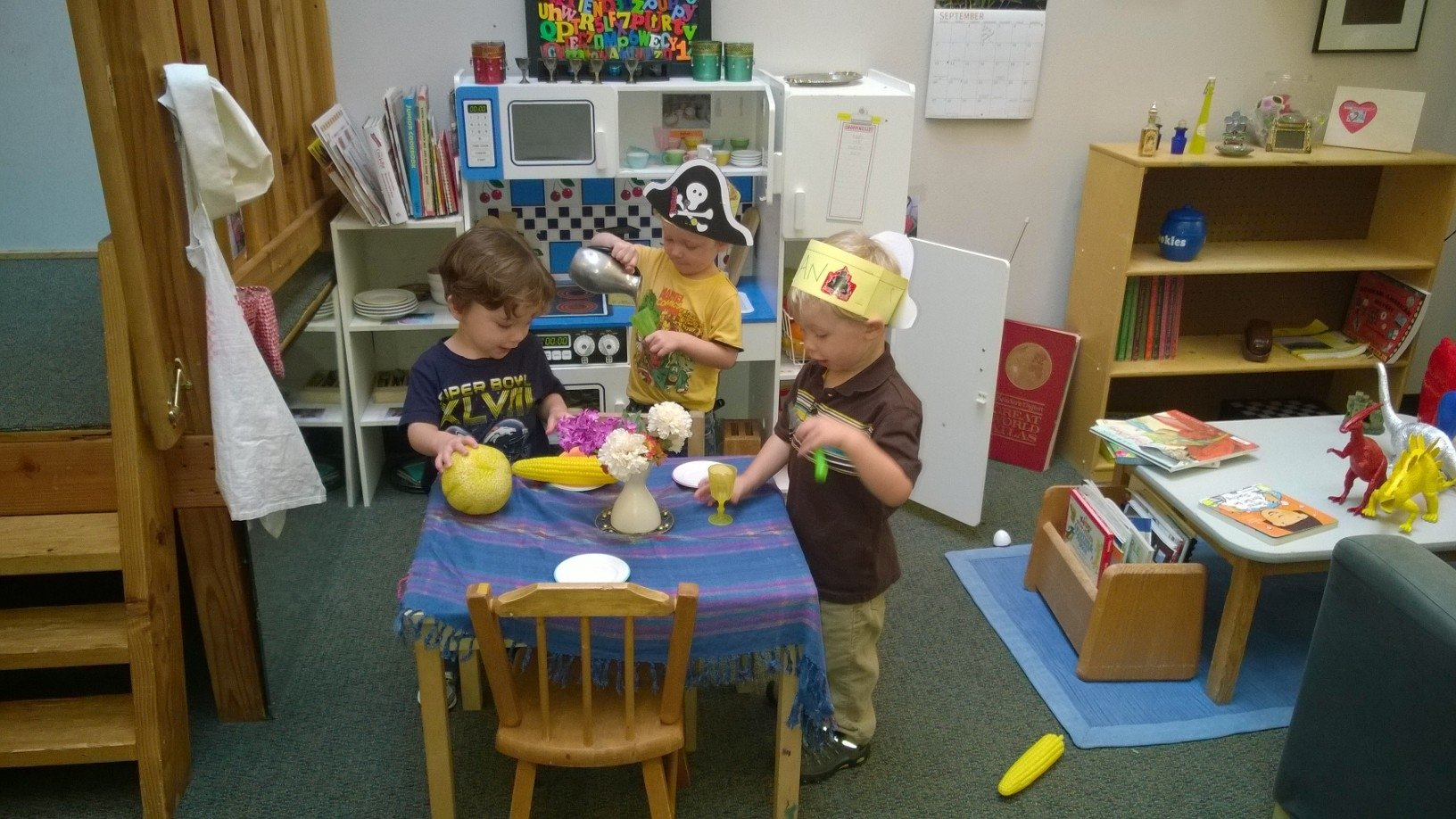 10 Pretty Dramatic Play Ideas For Toddlers take a peek into classroom 3 at encompass 2021