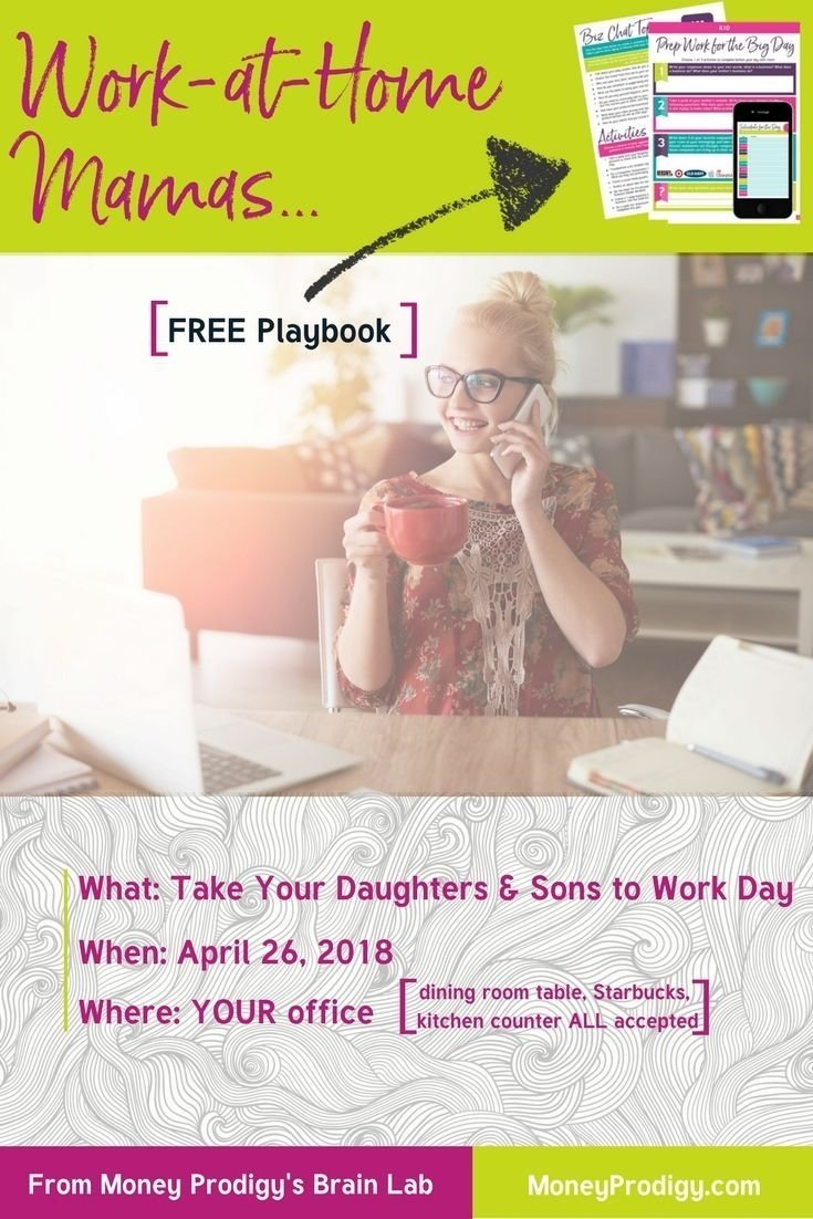 10 Wonderful Take Your Child To Work Day Ideas take your child to work day playbook for wahms child