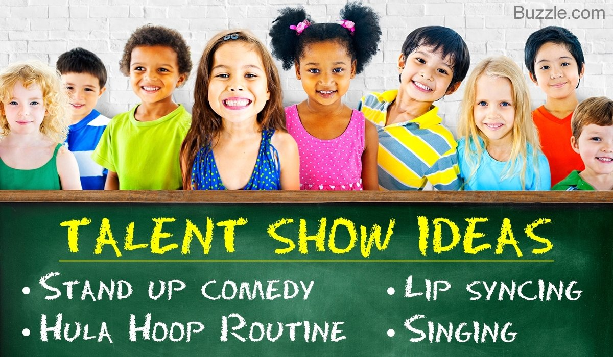 10 Wonderful Talent Show Ideas For Kids talent show ideas for kids thatll have the audience in splits 2020