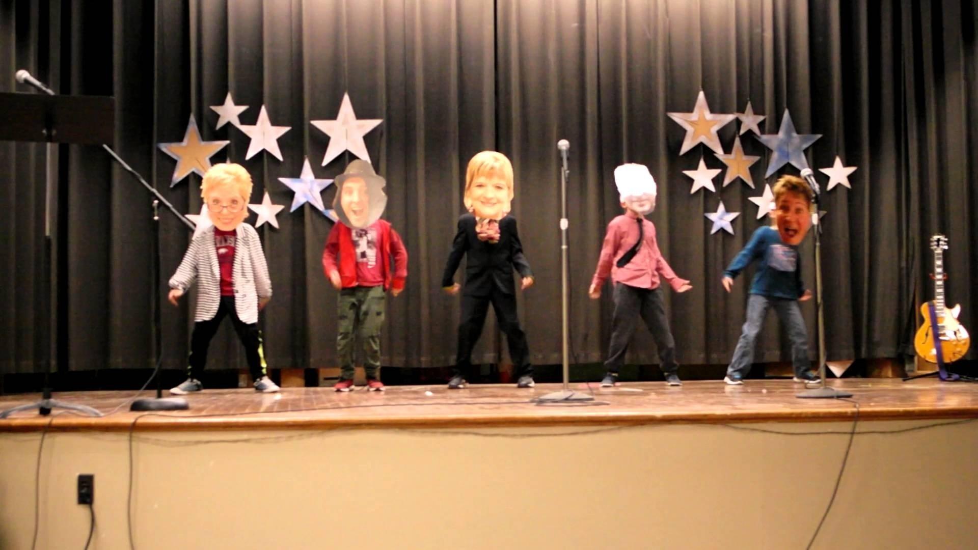 10 Stylish Talent Show Ideas For Teachers talent show ideas teacher bobble heads youtube 1 2020