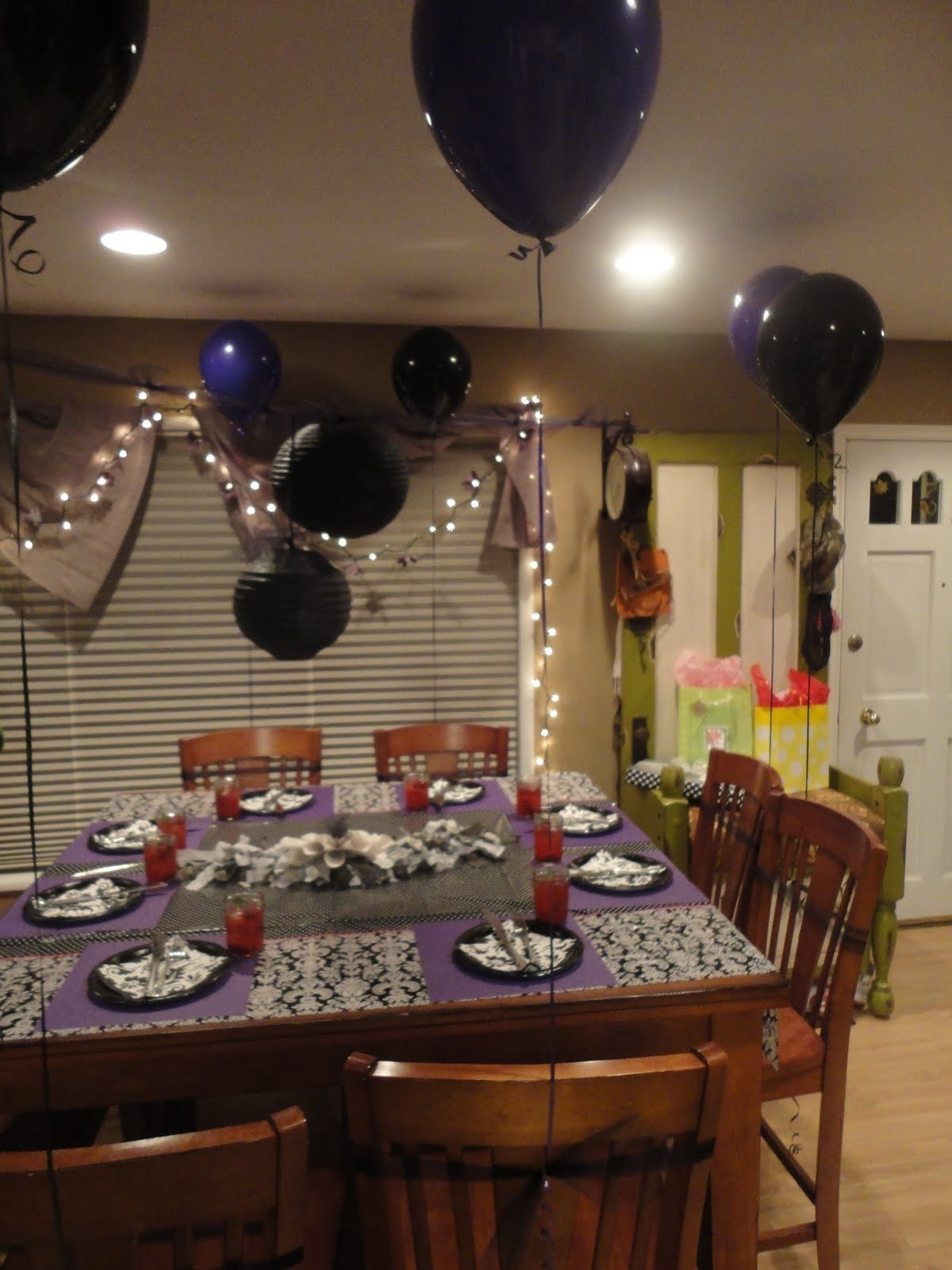 10 Pretty Turning 50 Birthday Party Ideas talented terrace girls wild card wednesday 50th birthday party 4 2020