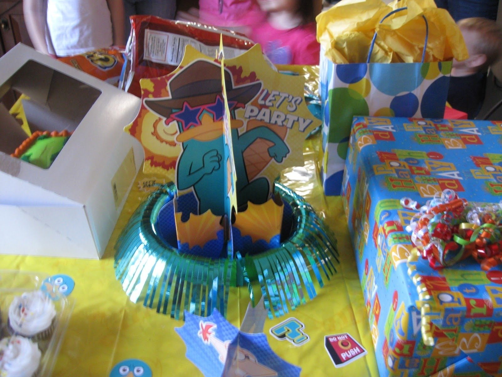 10 Most Popular Phineas And Ferb Party Ideas taste and see gods goodness phineas and ferb birthday party 2020