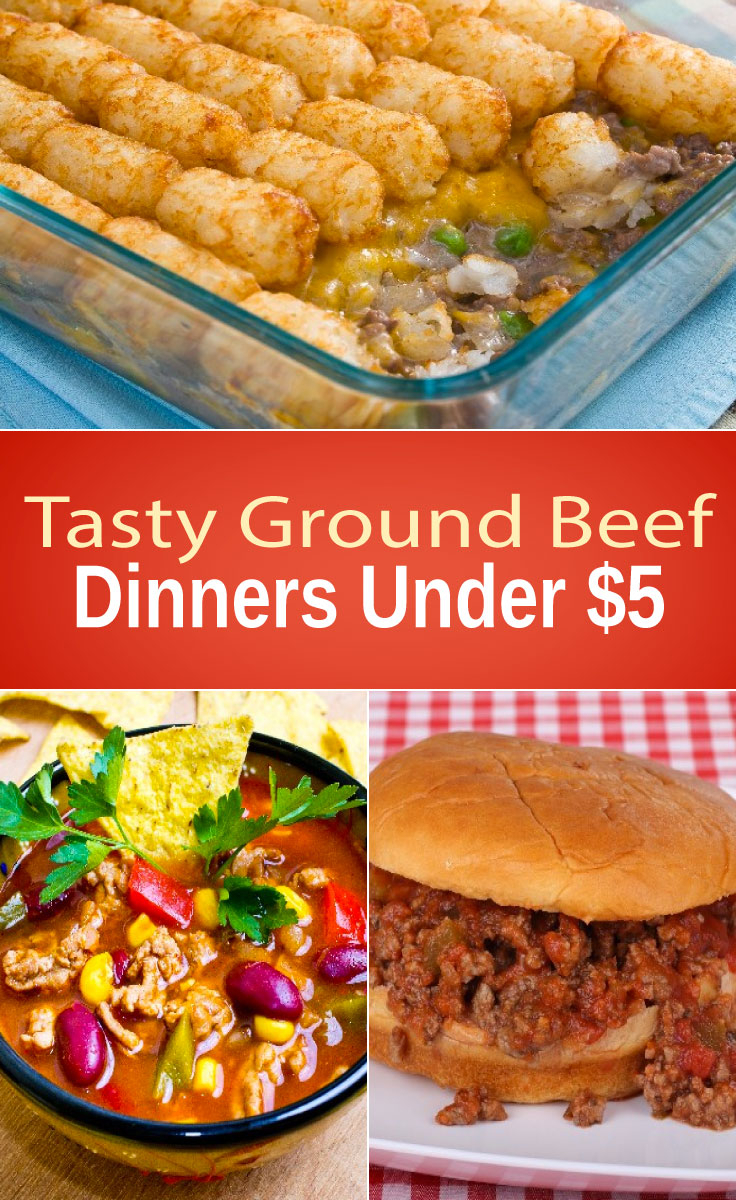 10 Lovely Beef Recipe Ideas For Dinner tasty ground beef dinners under 5 16 2021