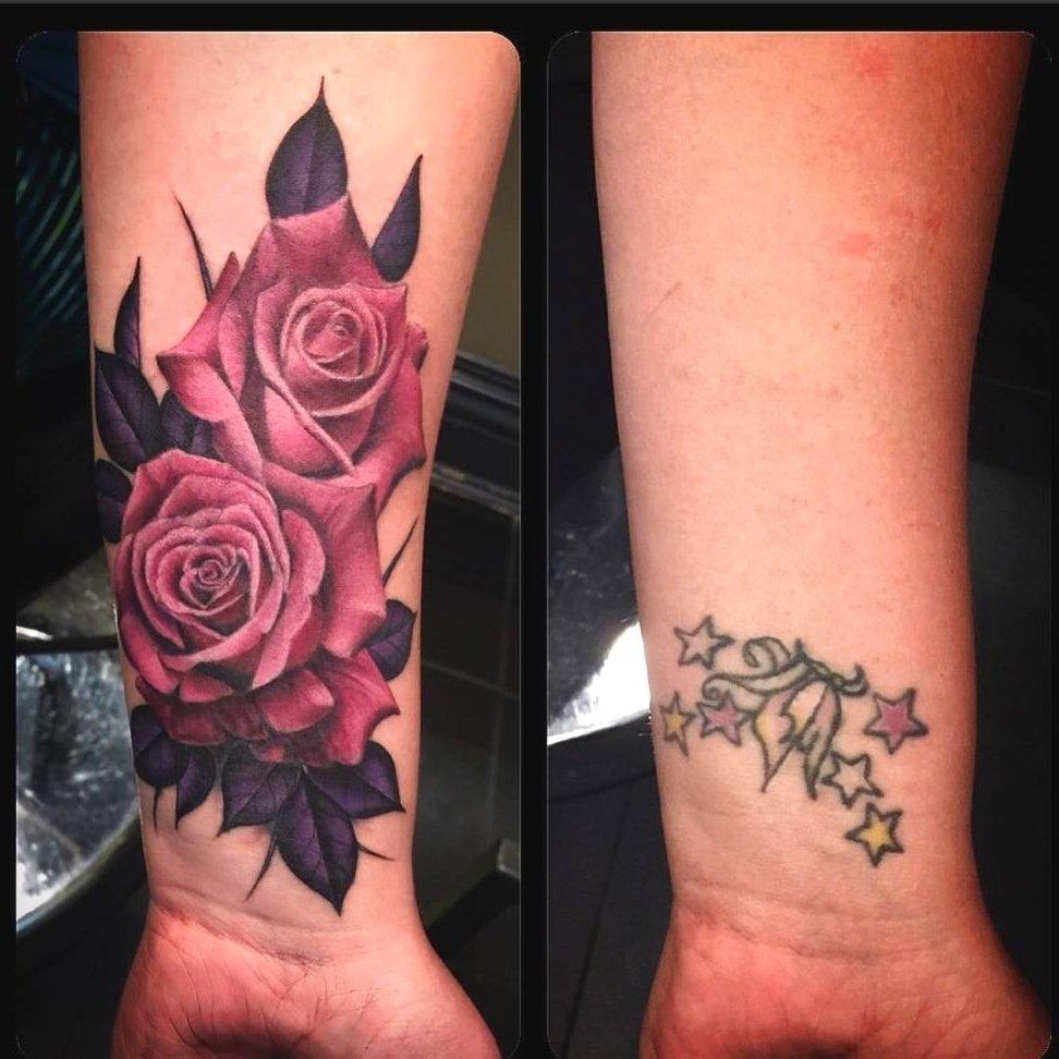 10 Beautiful Wrist Tattoo Cover Up Ideas tattoo cover up ideas for wrist cover up wrist tattoos tattoo ideas 2020