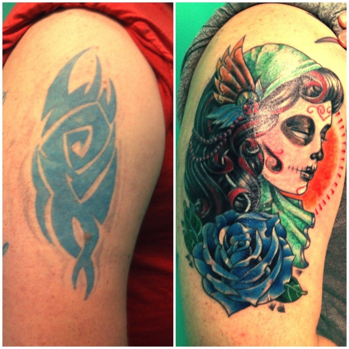 10 Nice Tattoo Ideas For Cover Ups tattoo cover up ideas tattoo covering tattoo and ink art 2 2020