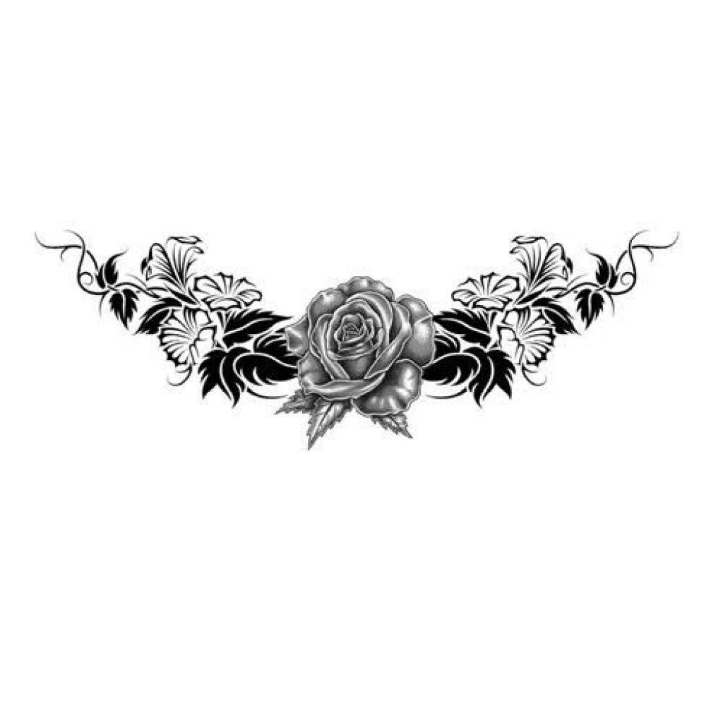 10 Stylish Tattoo Ideas For Lower Back tattoo design for lower back lower back tattoo designs roses 2020