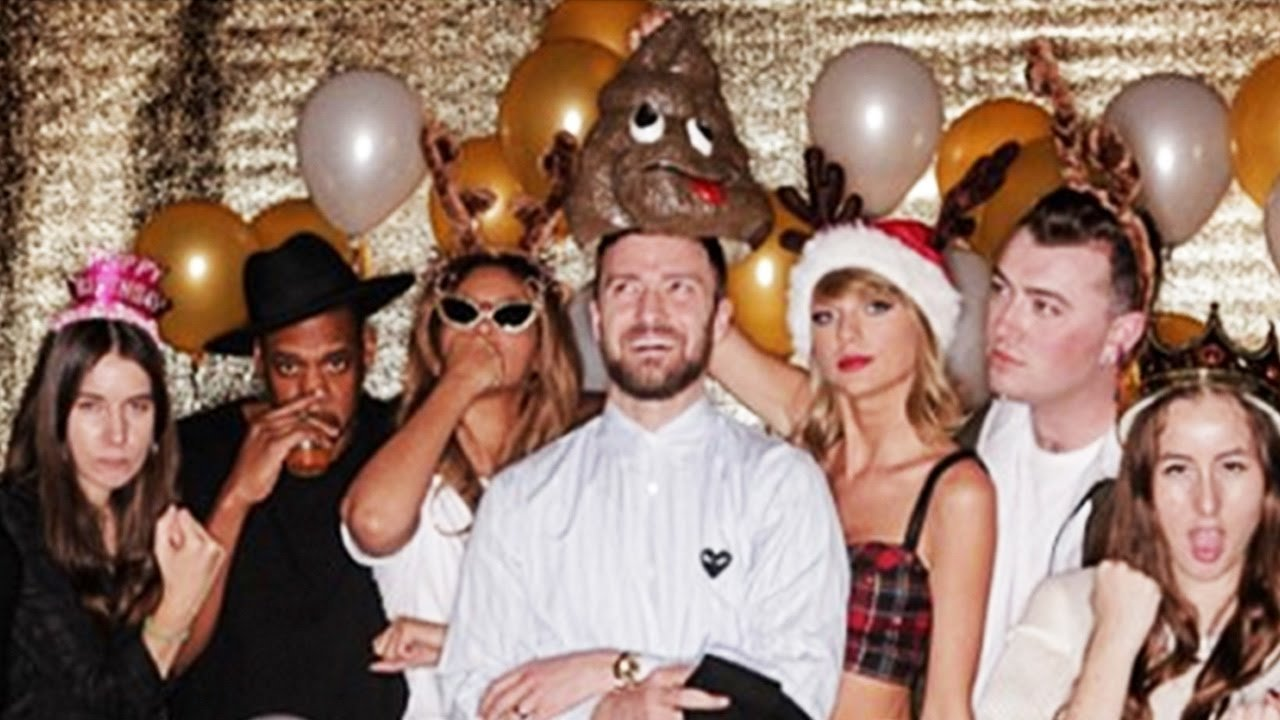 10 Most Popular Taylor Swift Birthday Party Ideas taylor swifts 25th birthday party with beyonce justin timberlake 2020